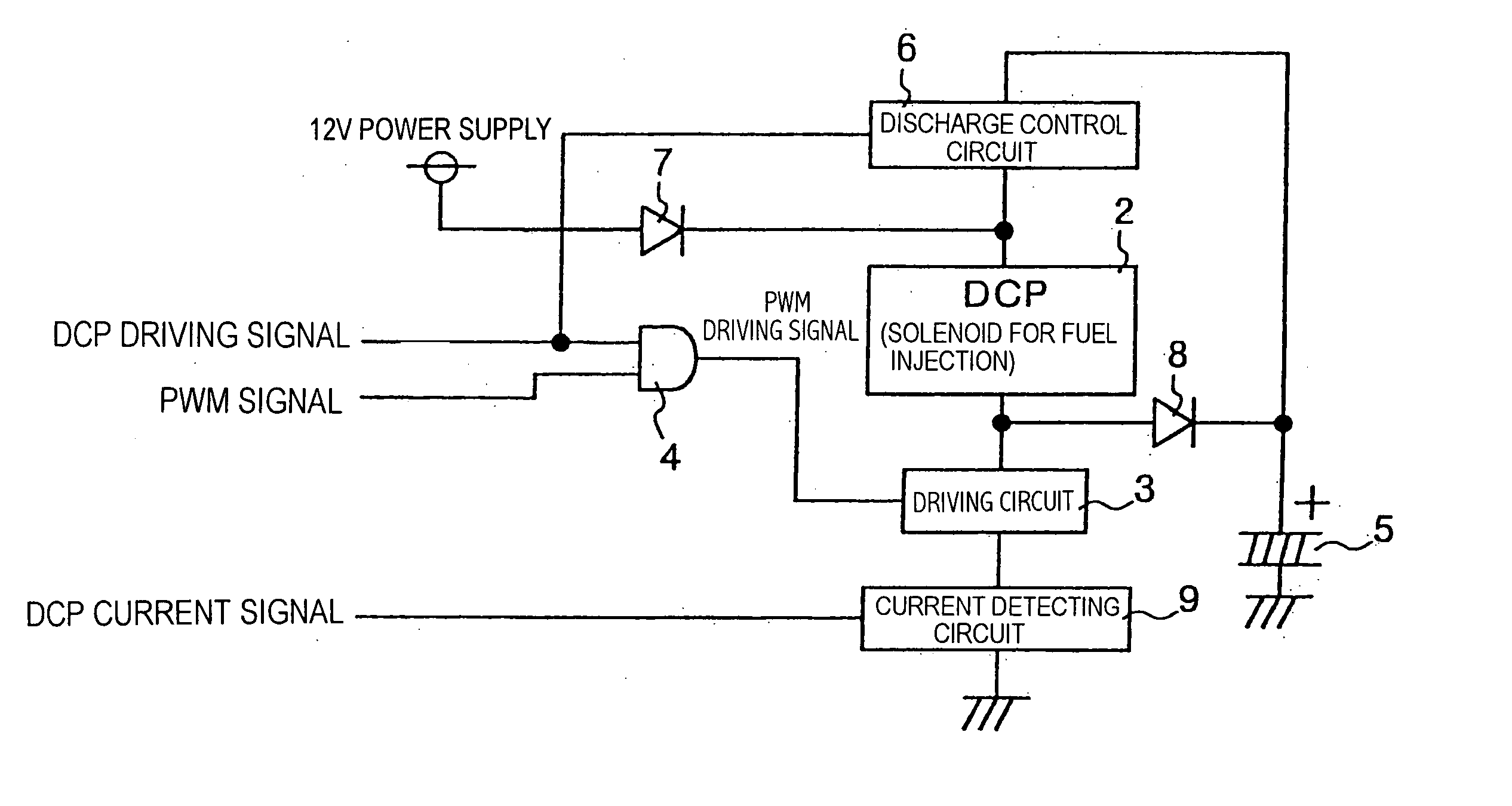 patent us20040134468 fuel injection controller and controlling