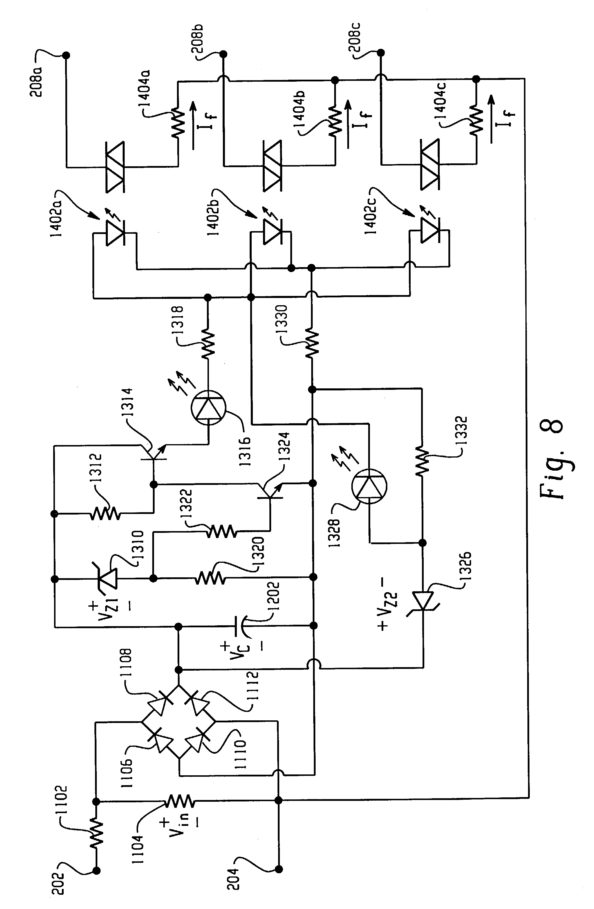 patent us20040141265 - voltage monitor for ground fault circuit interrupter