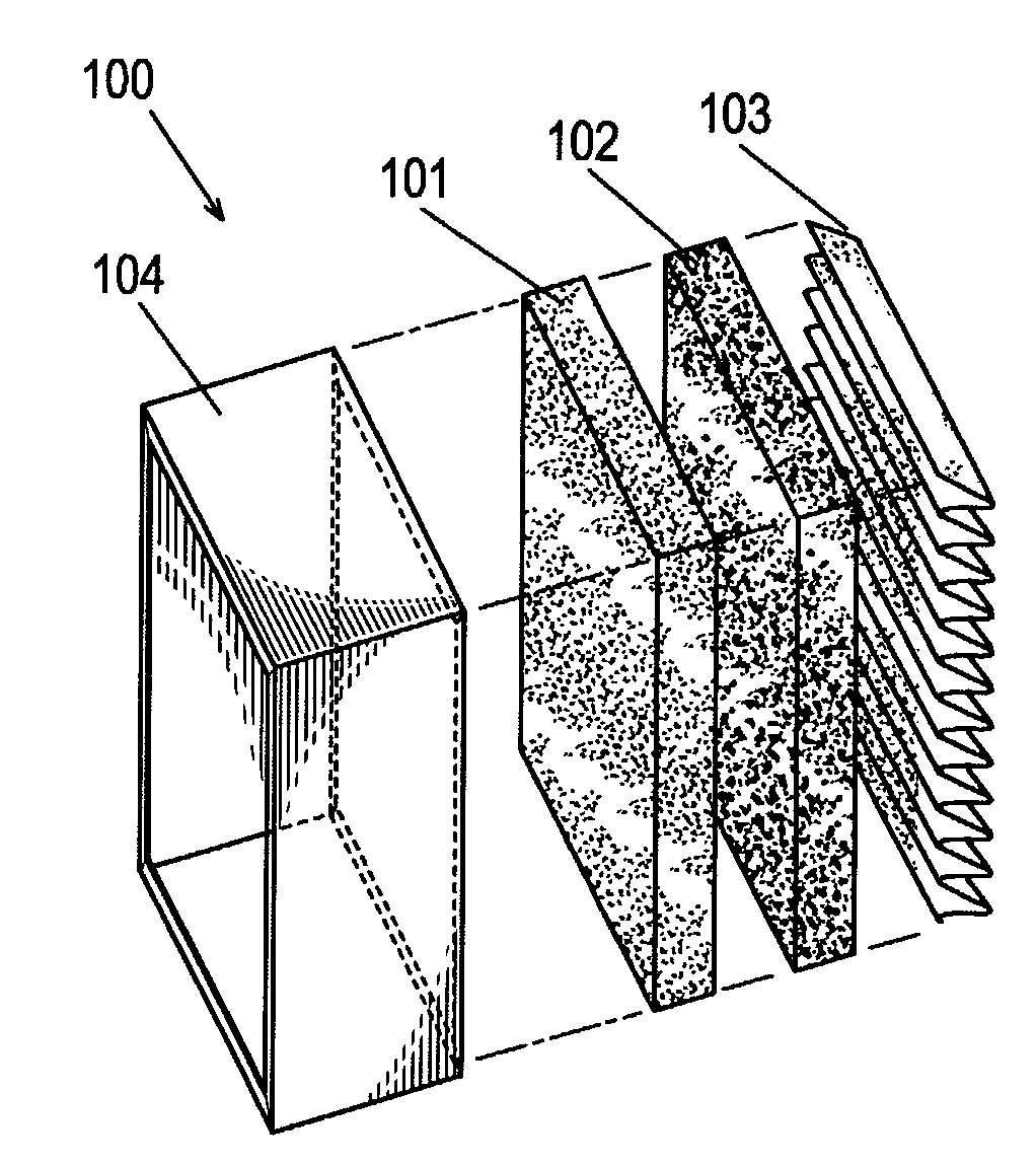 Patent us  multi phase hvac filtration system