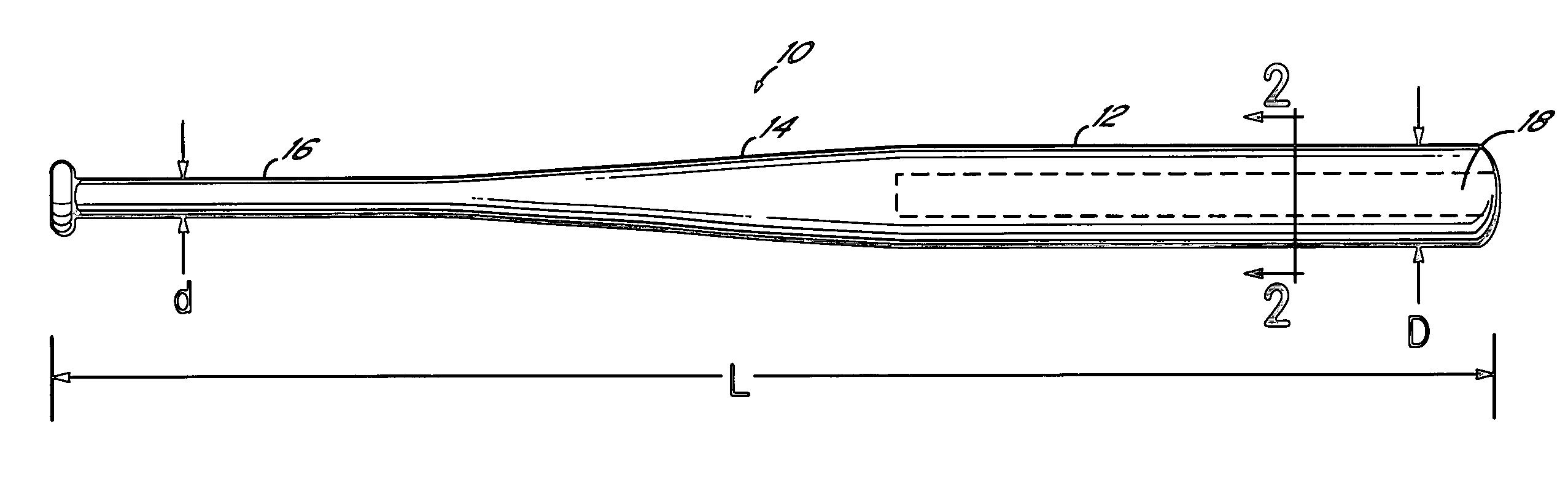 Patent Us20040162169 Training Bat And Method Google