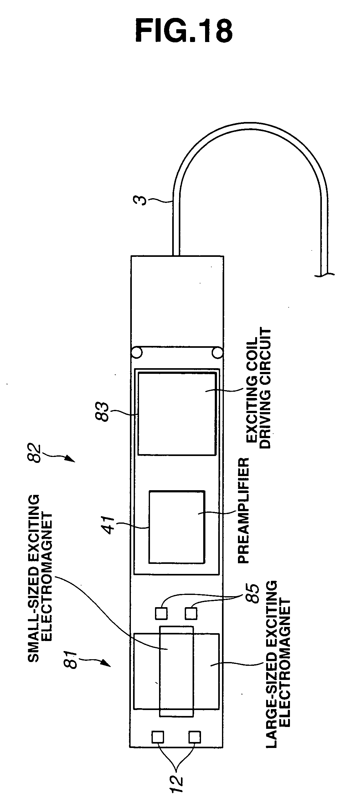 Patent Us20040162477 Apparatus For Detecting Magnetic Fluid Electromagnetic Circuit Diagram Drawing