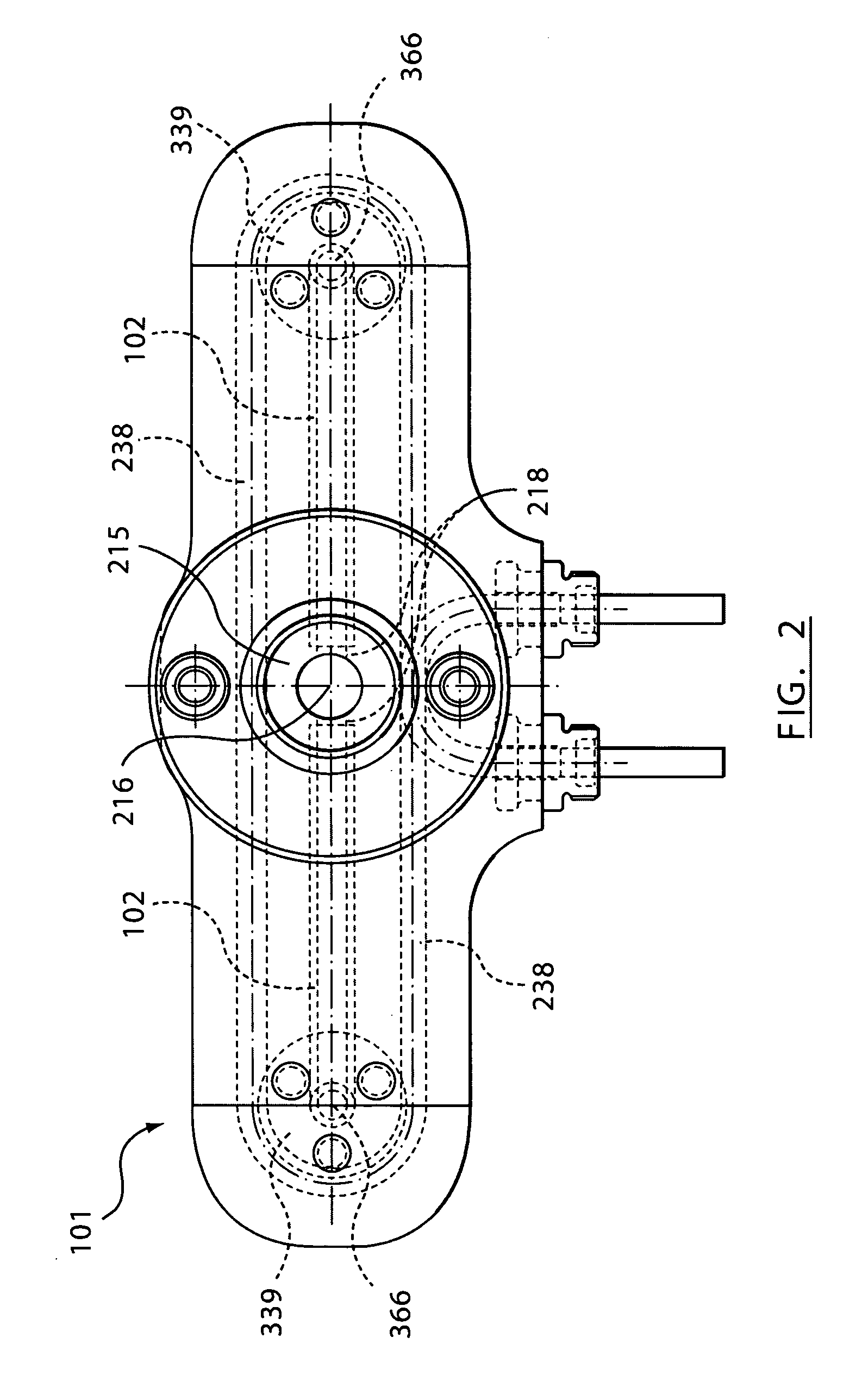 patent us20040191358 - cast hot runner manifold for injection molding apparatus