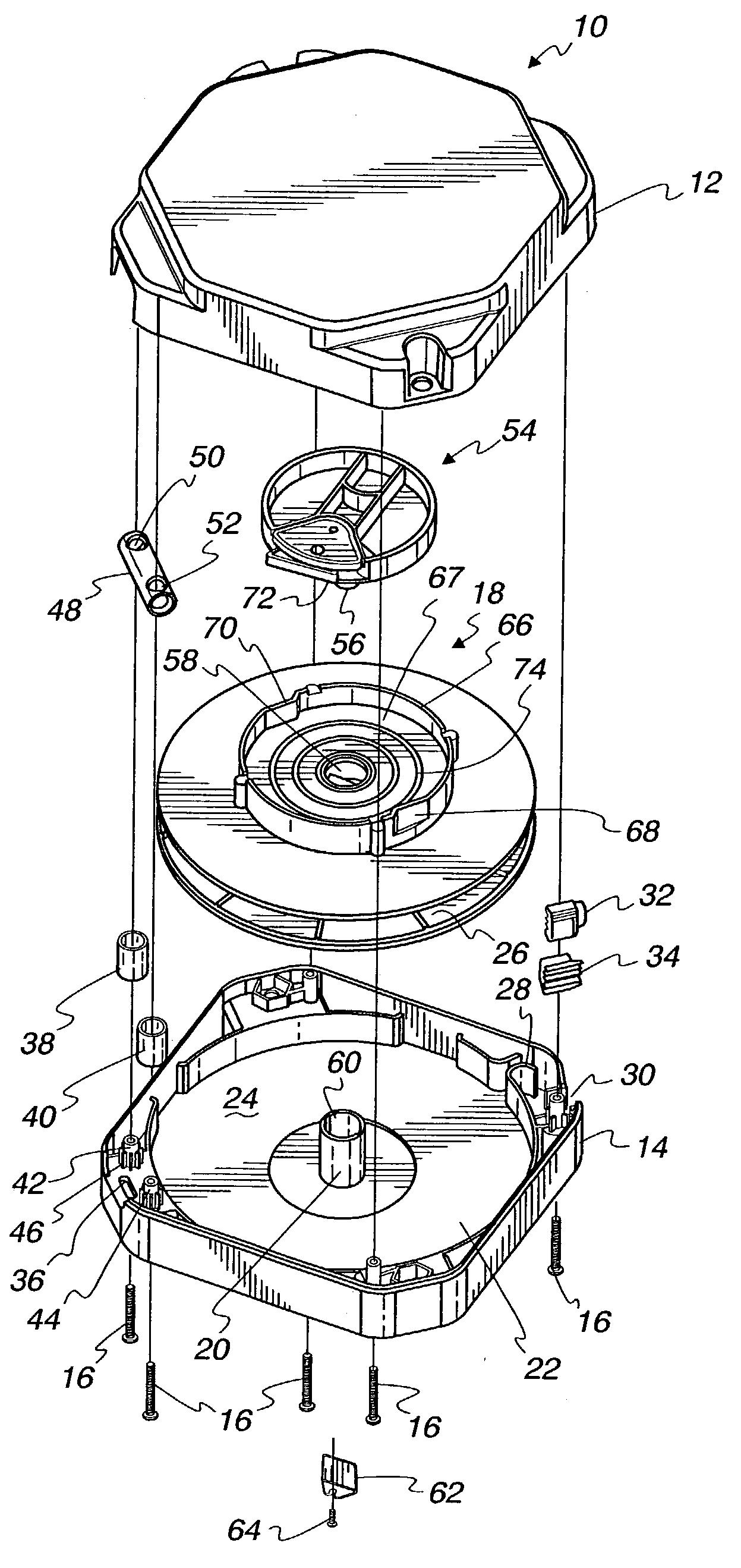 patent us20040200919