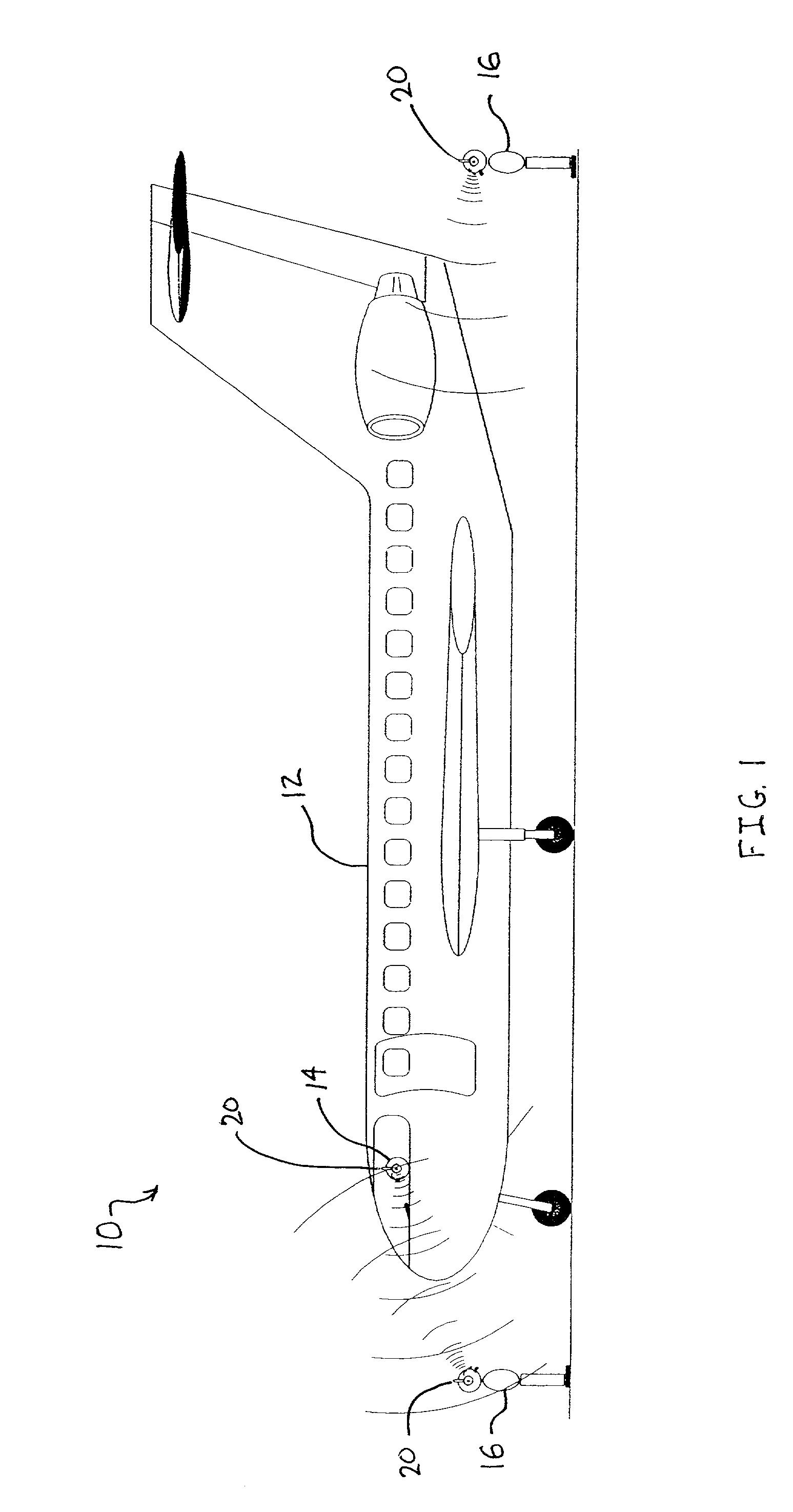 Mobile Infrared Transmitter Circuit Wiring And Diagram Hub Patent Us20040208603 Communication Ir