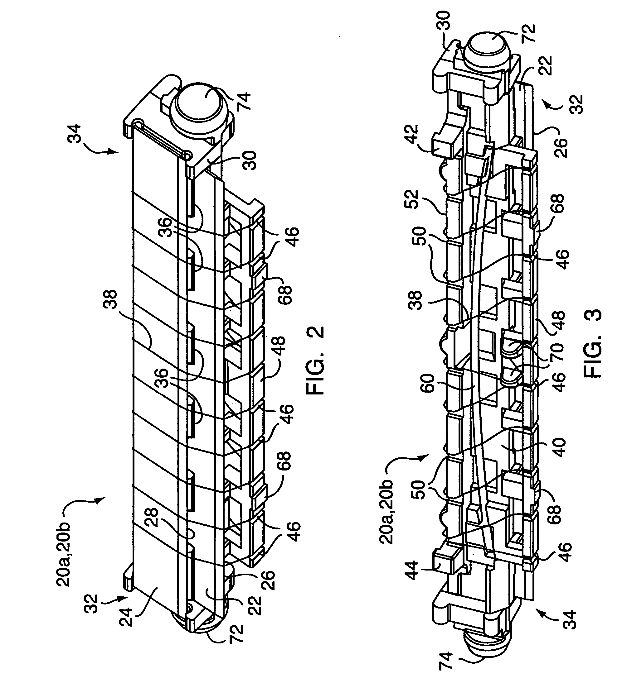 Patent US20040231161 - Wet shaving device with wire-wrapped blade ...