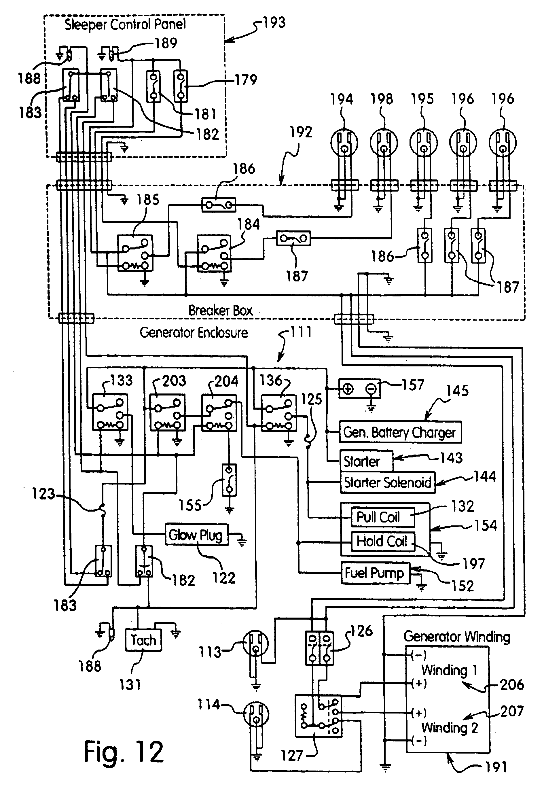 US20040231831A1 20041125 D00008 patent us20040231831 apparatus which eliminates the need for kohler dec 1000 wiring diagram at cos-gaming.co
