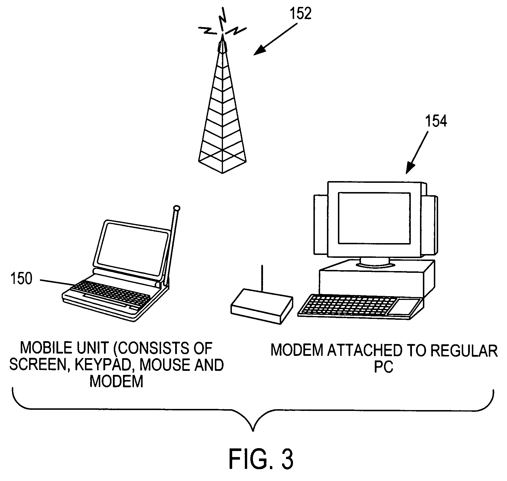 Patent Us20040236840 Method And Apparatus For Operating A Primary Sakar Optical Usb Mouse Wiring Diagram Drawing