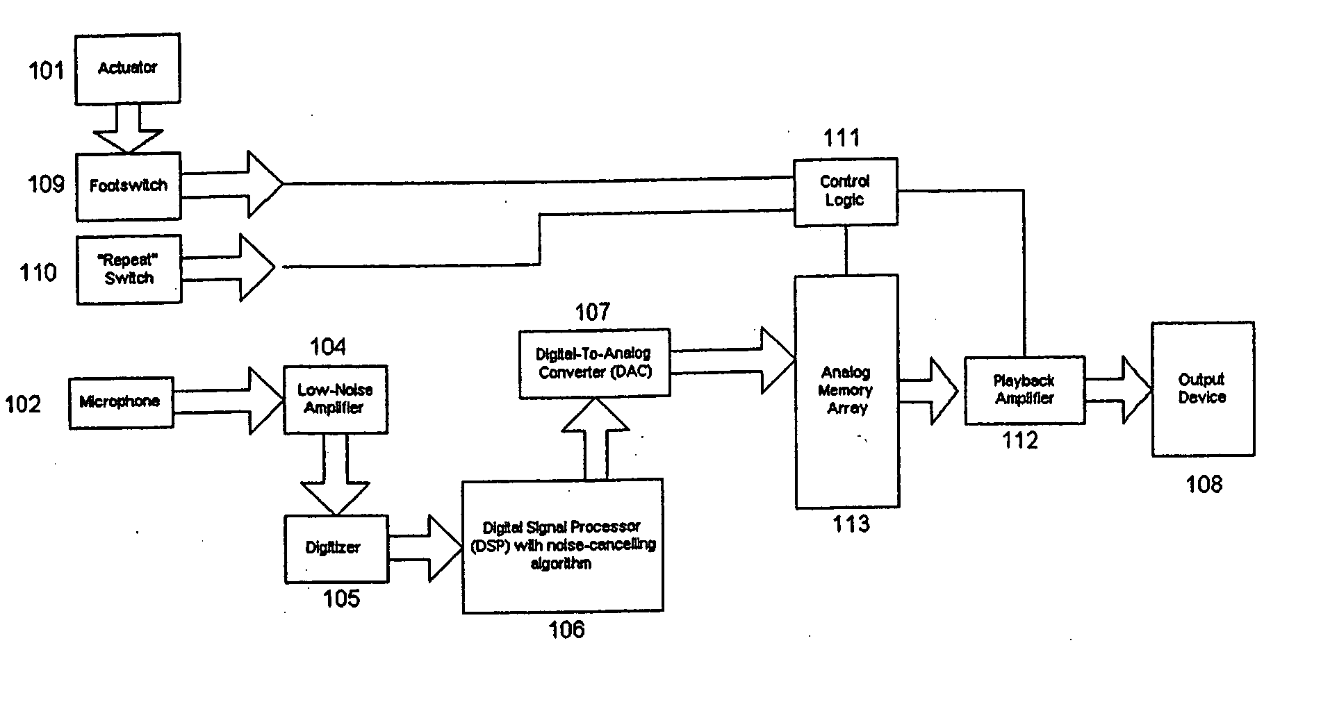patent us20040240679 - public address system and method for an, Wiring block