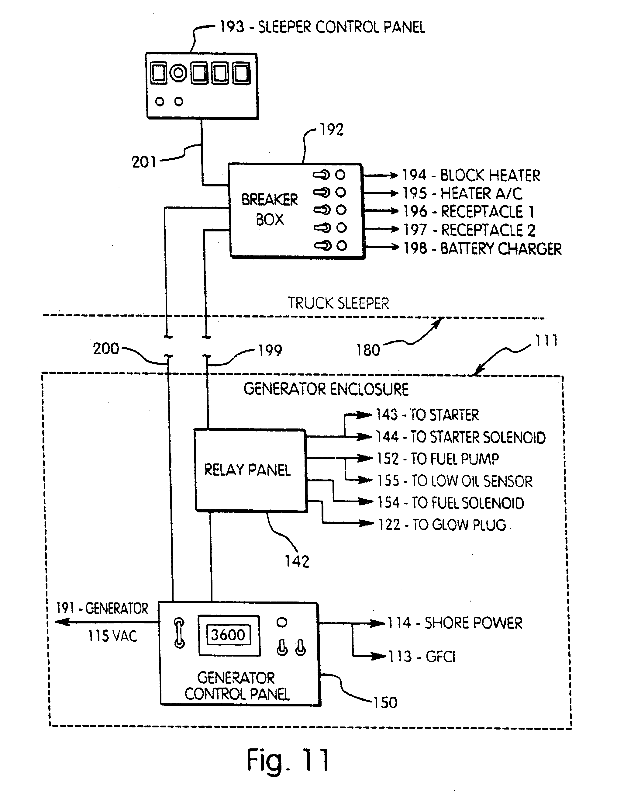 US20050016713A1 20050127 D00007 patent us20050016713 apparatus which eliminates the need for tri pac apu fuse box and diagram at nearapp.co