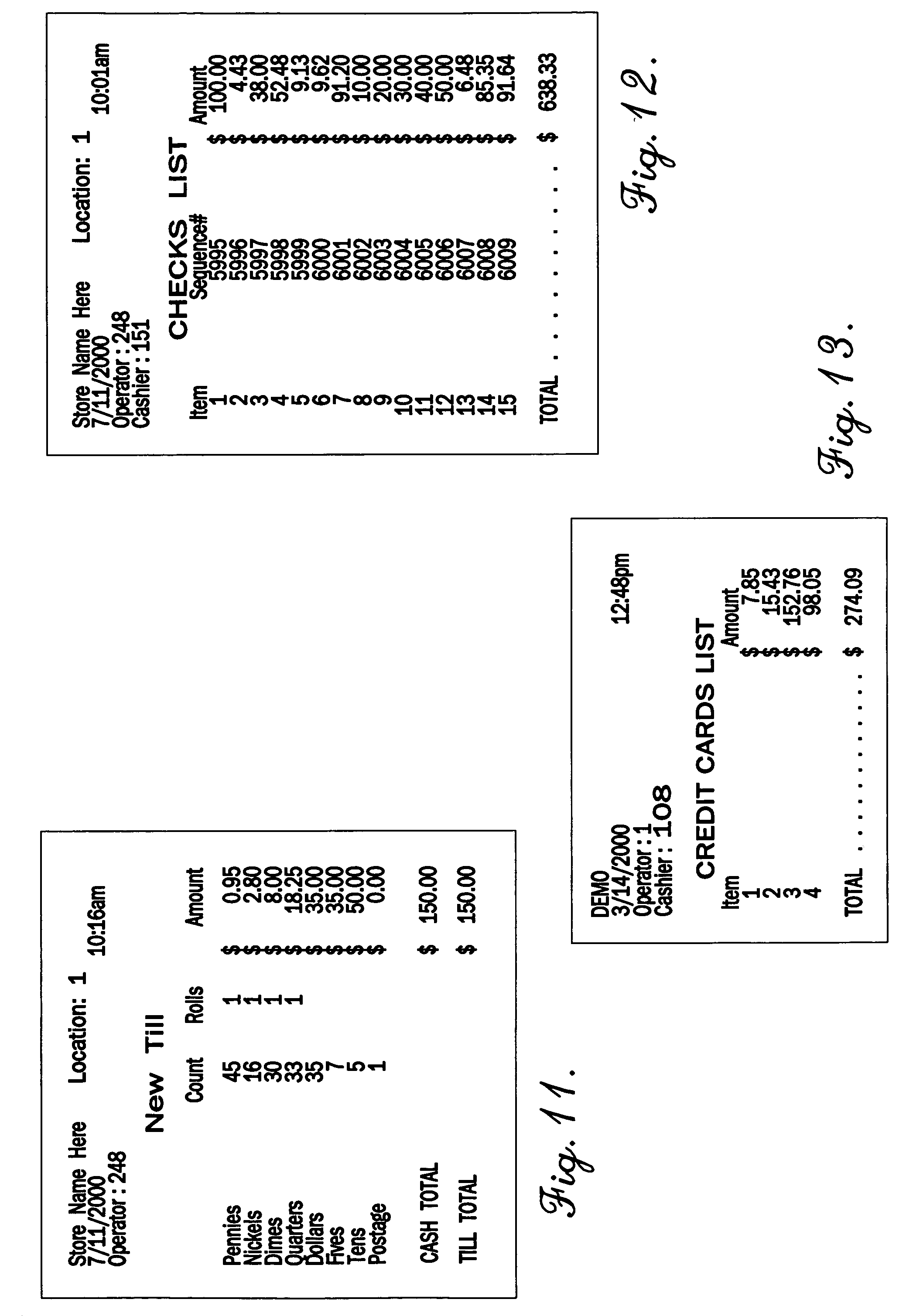Patent Us20050035188 Revenue Balancing Method And