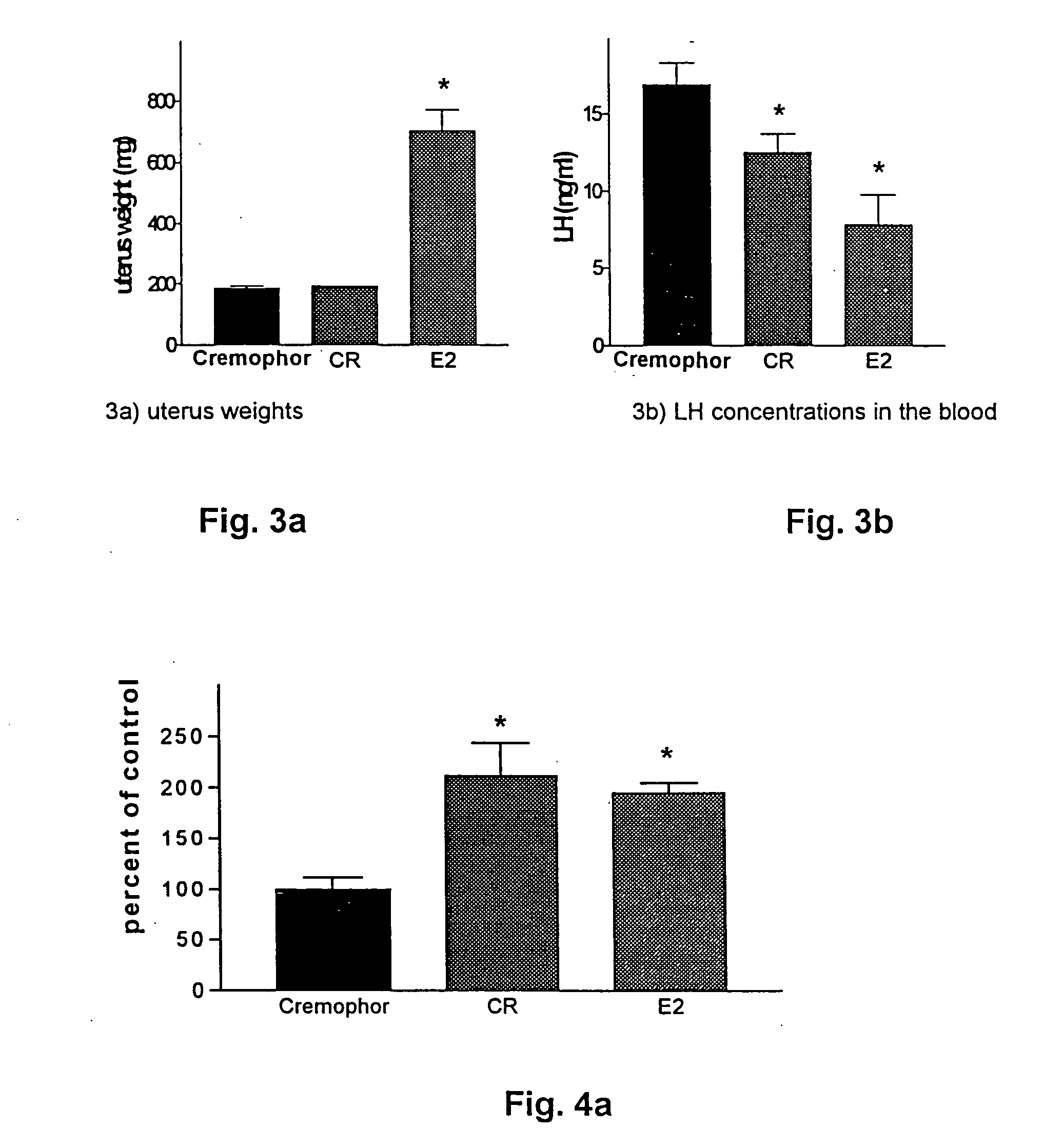 Patent US20050037100 - Utilization of extracts from iris