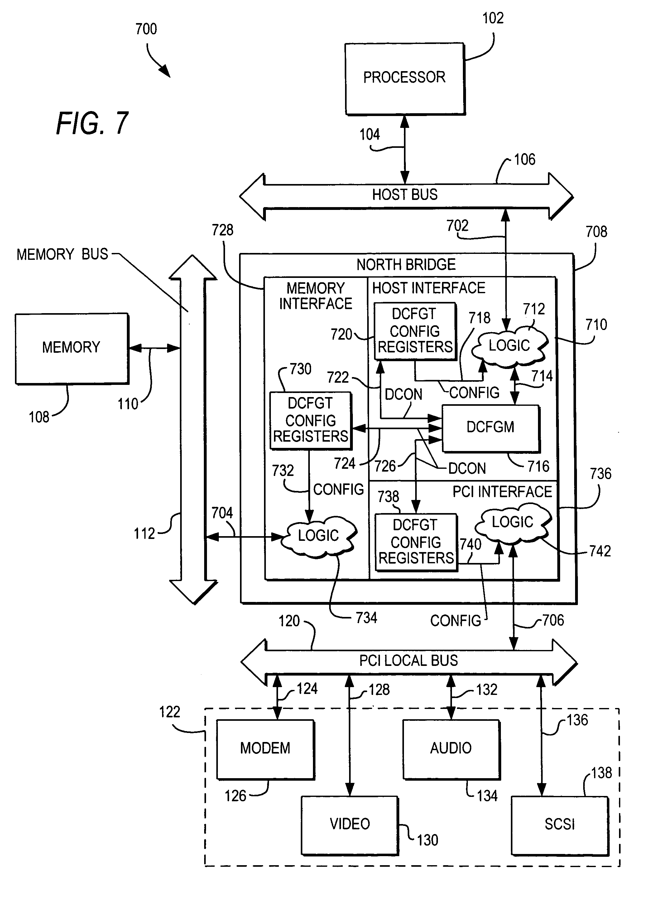 Patent us20050038928 distributed configuration storage for Distributed configuration