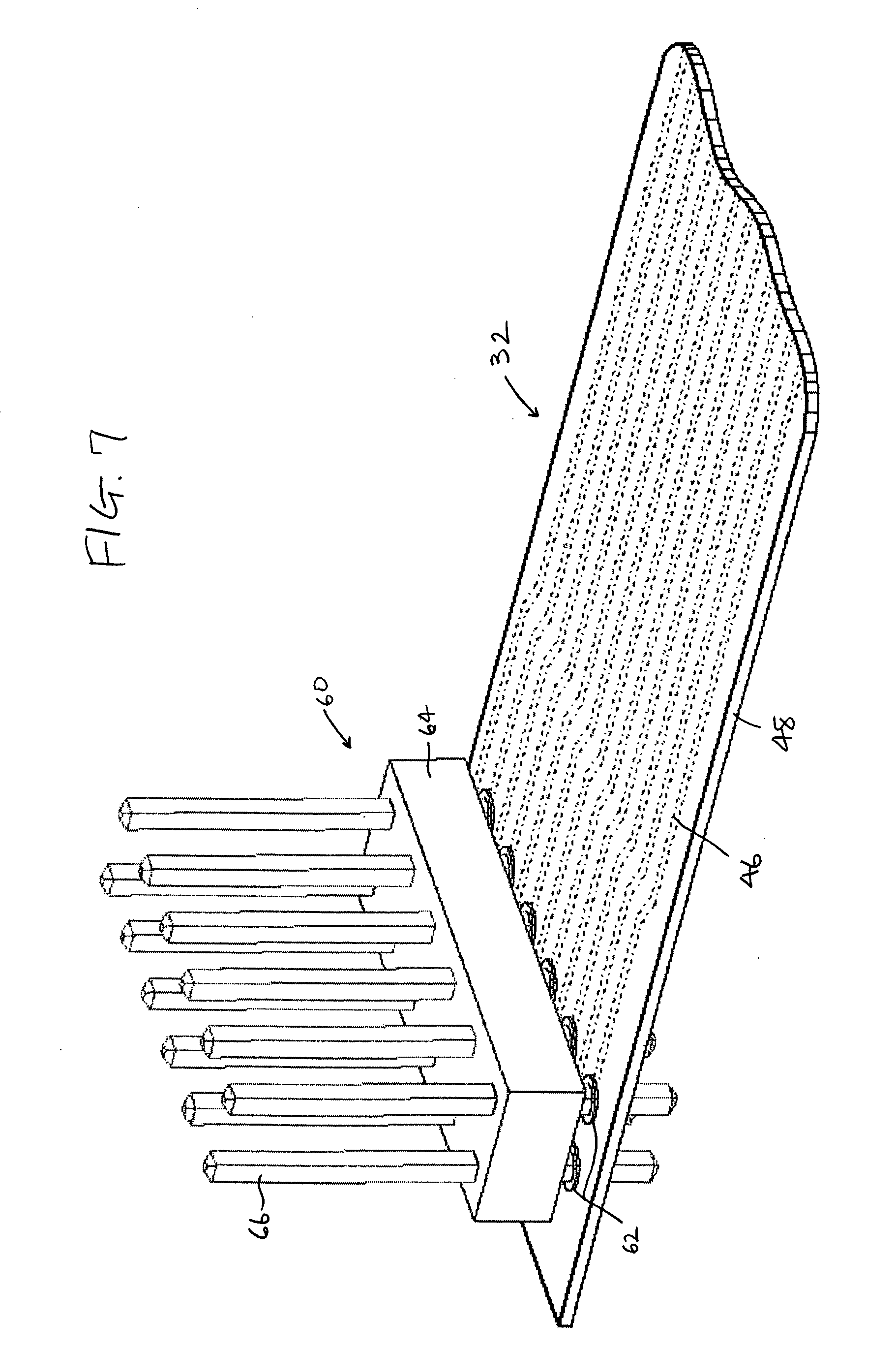 patent us20050048809 - flexible flat cable termination structure for a clockspring