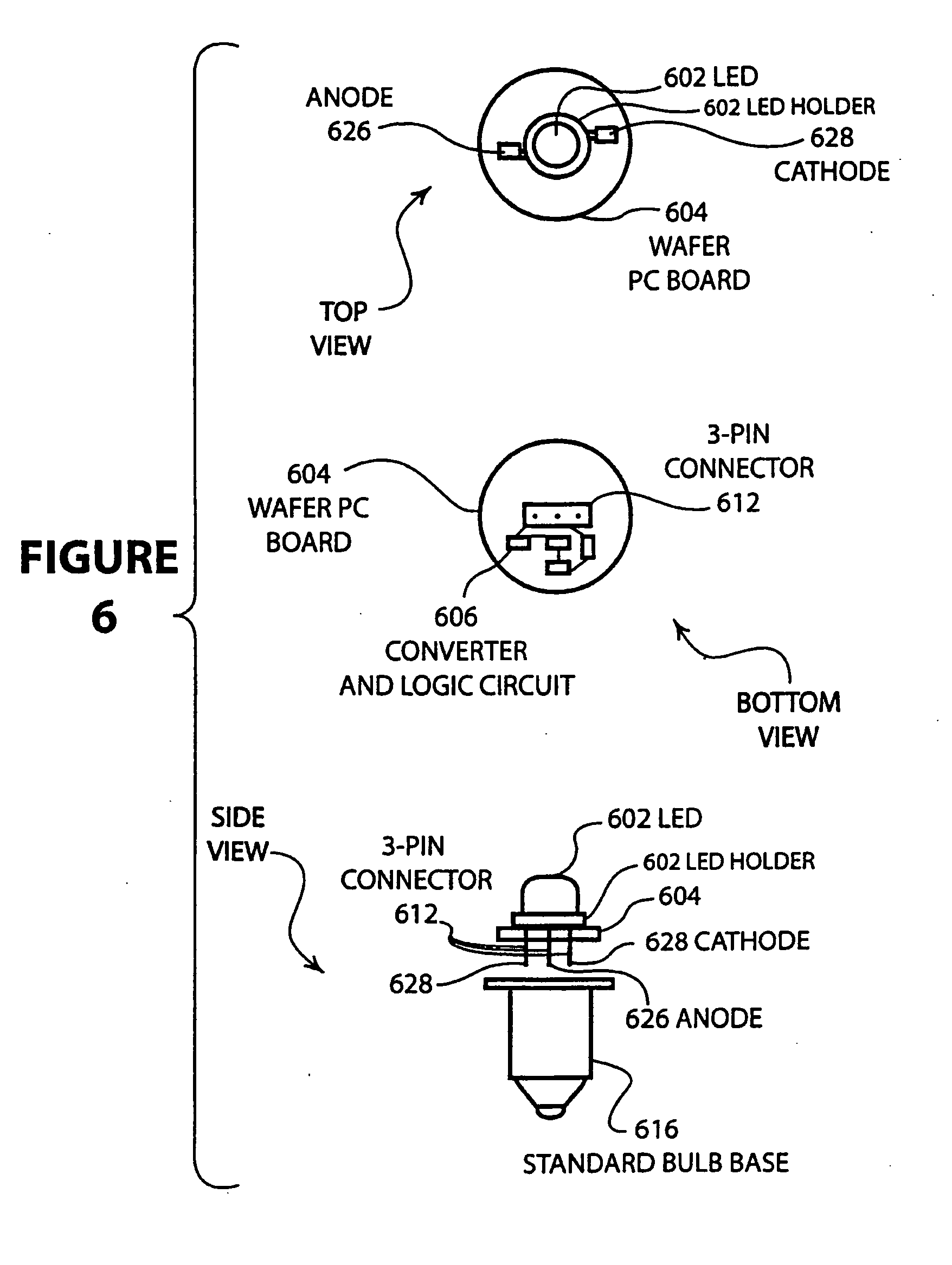 Patent Us20050057187 Universal Light Emitting Illumination Device Images Tps61040 Boost Converter Schematic Drawing