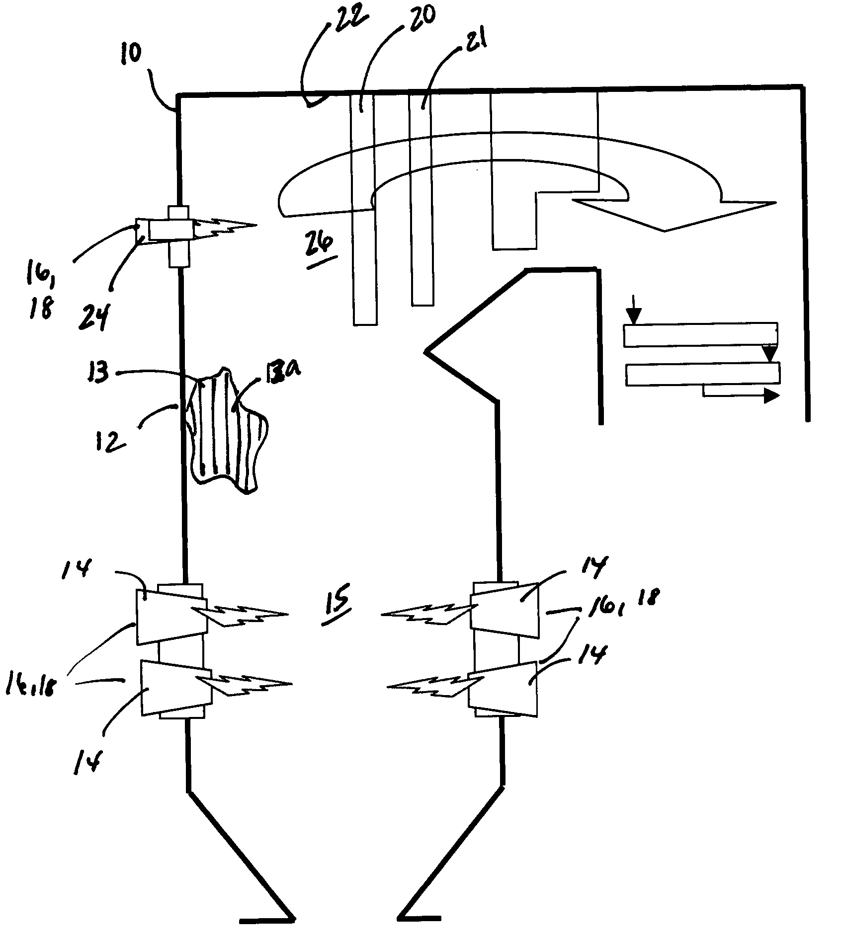 patent us20050072379 device and method for boiler superheat Steam Boiler Lighting patent drawing