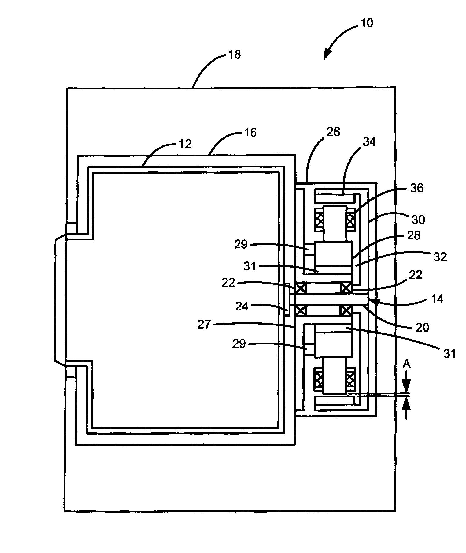 Patent Us20050088047 Brushless Permanent Magnet Motor