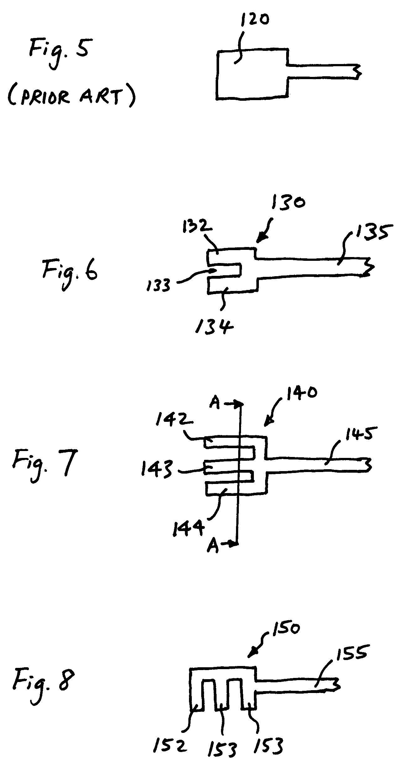 patent us20050098902 - anisotropic conductive film bonding pad