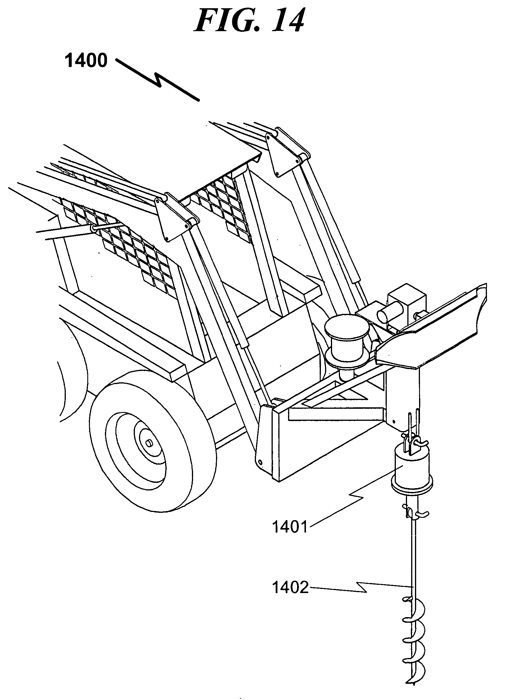 Patent US20050161654 - Utility pole installation system ...