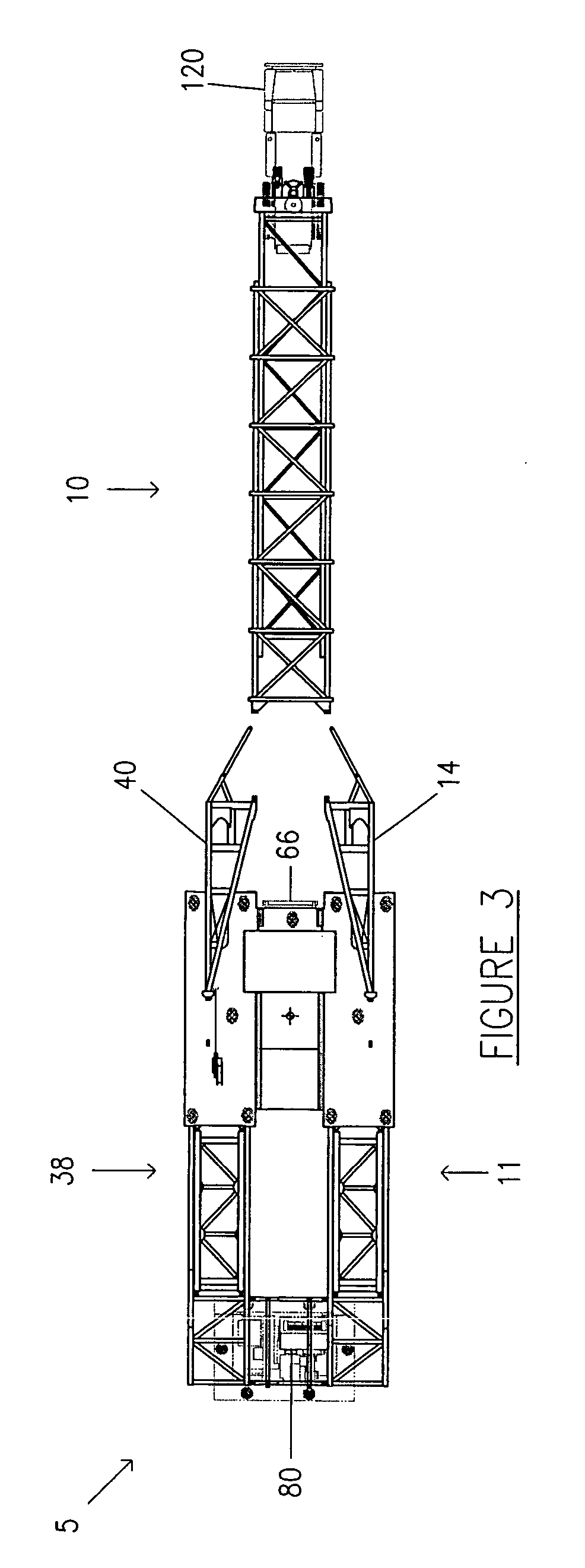 Rig Floor Elevation : Patent us  automatic method for installing