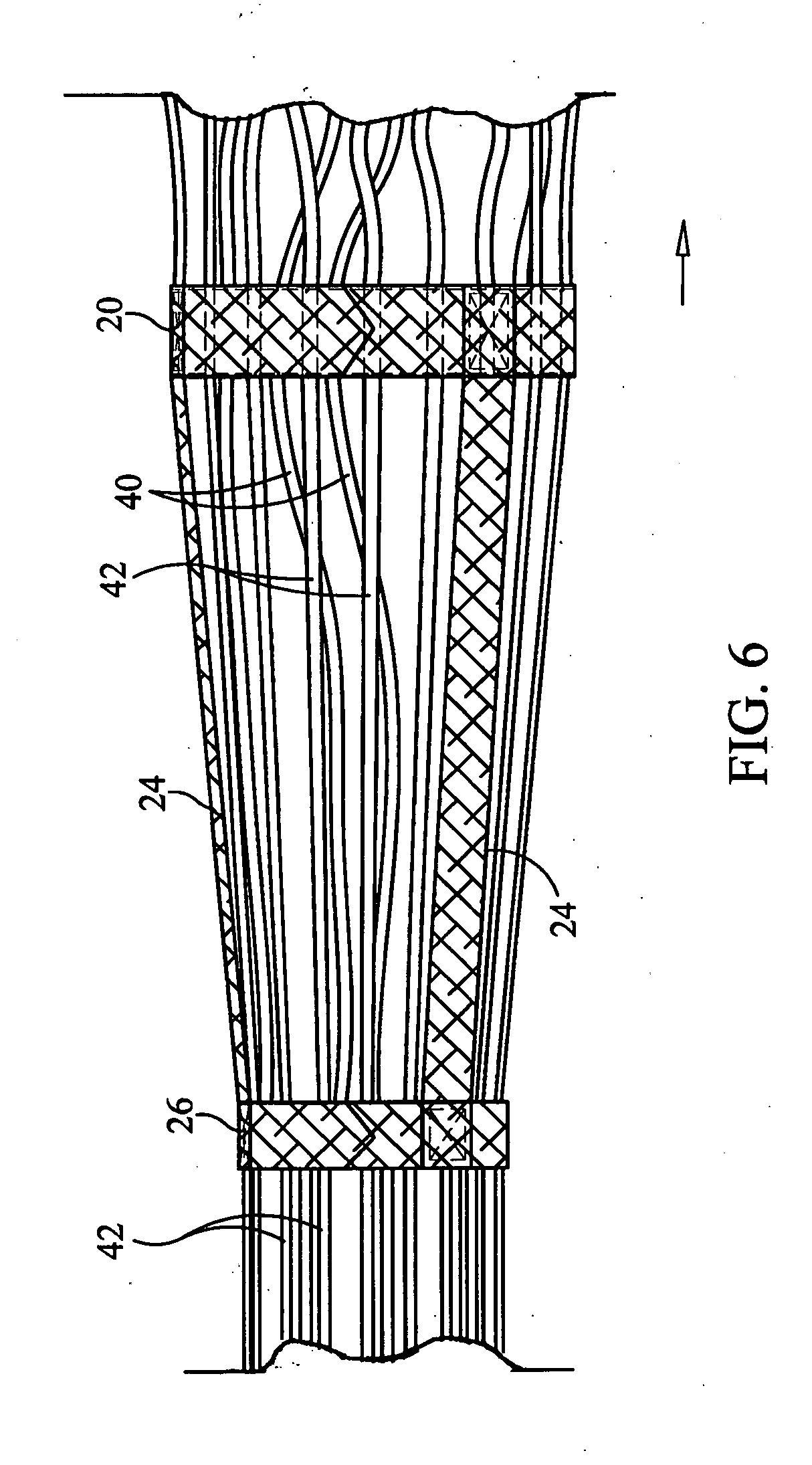 patent us20050194057 - cable  wire dressing tool