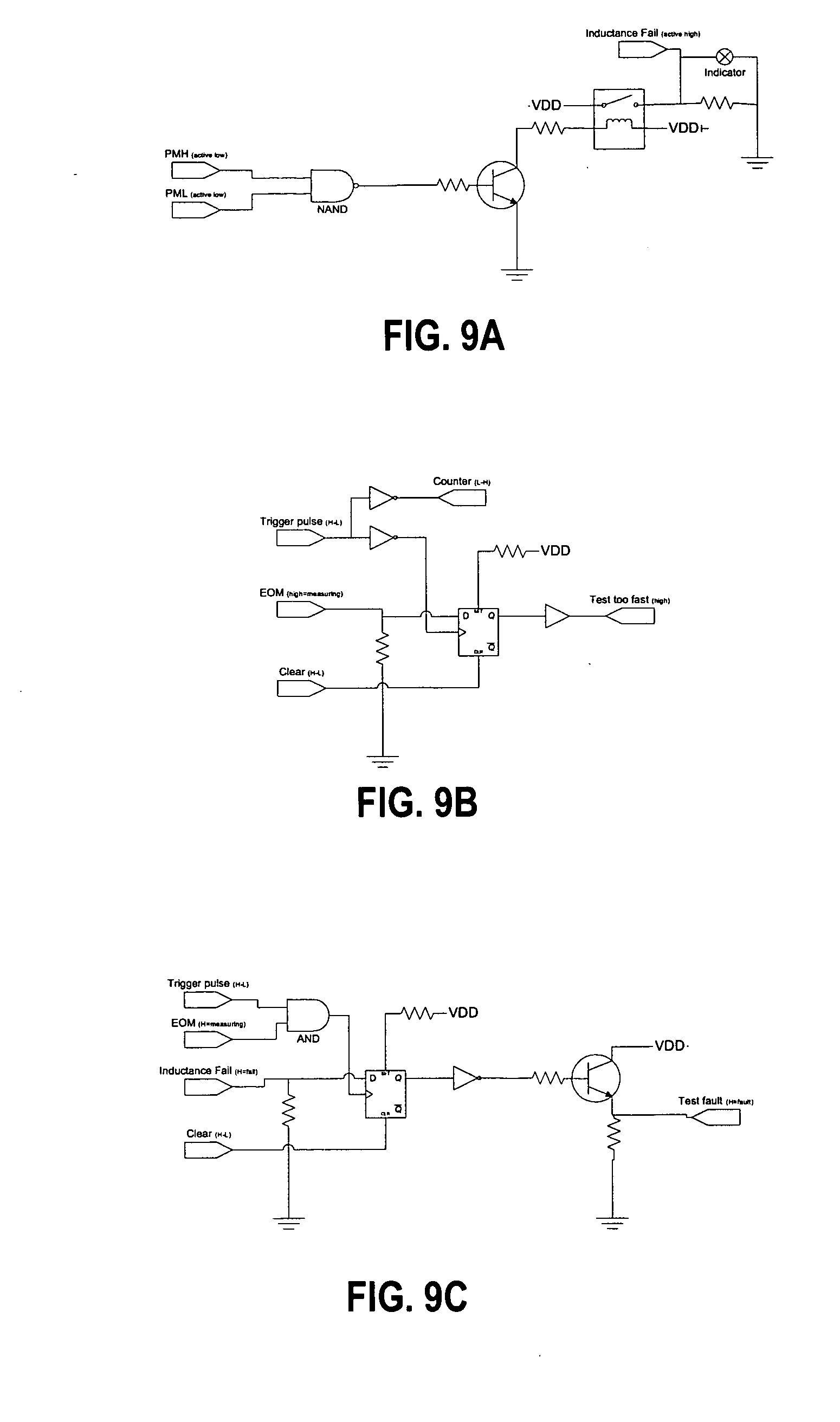 Patent Us20050197797 Method And Apparatus For Testing Circuit Inductance Measuring Jig Drawing