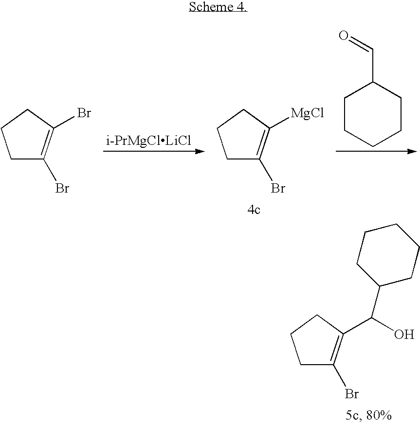 grignard metathesis reaction Complications in metathesis reactions involving grignard reagents: effect of solvent on products obtained from the interaction of phmgbr with gacl 3 or inbr 3.