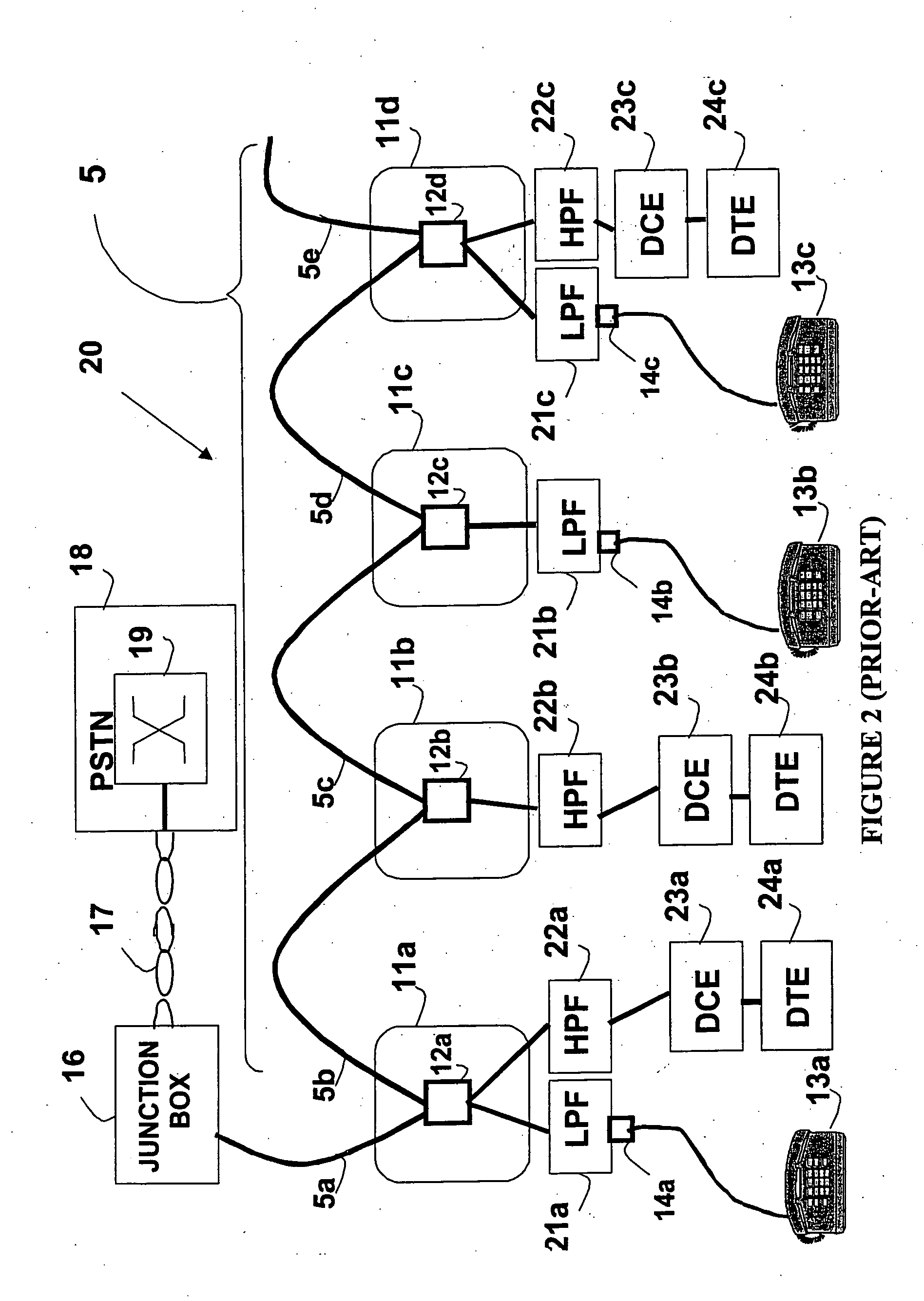 brevetto us20050232299