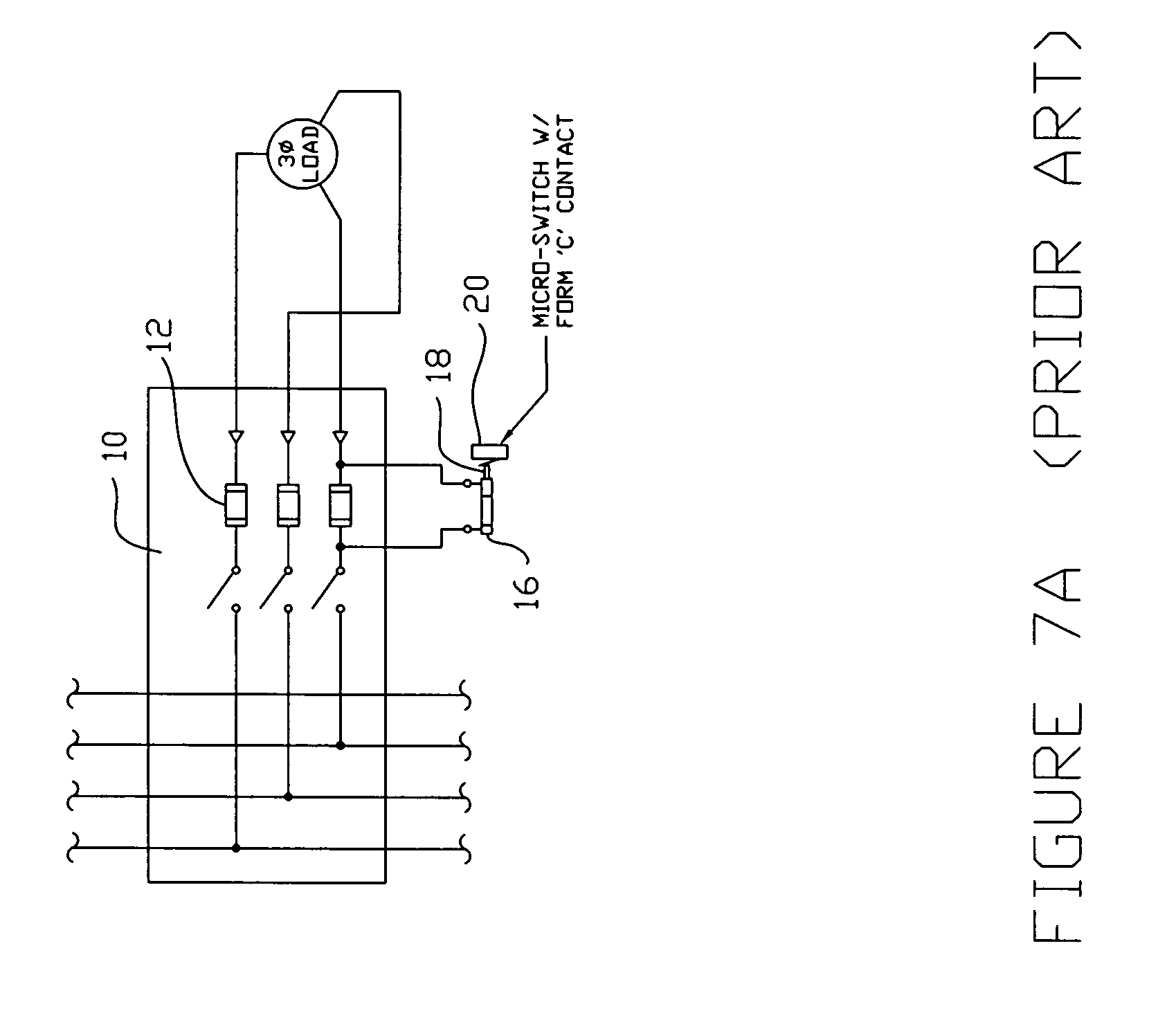 patent us20050243491 - multi-function power monitor and circuit protector