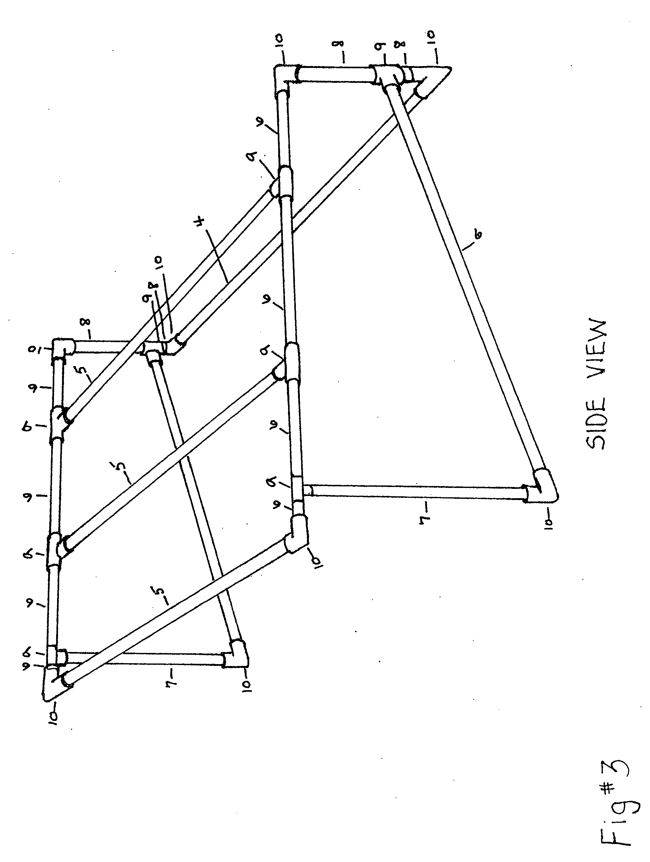 Patent Us20050273931 Tender Foot Protector Cage Google