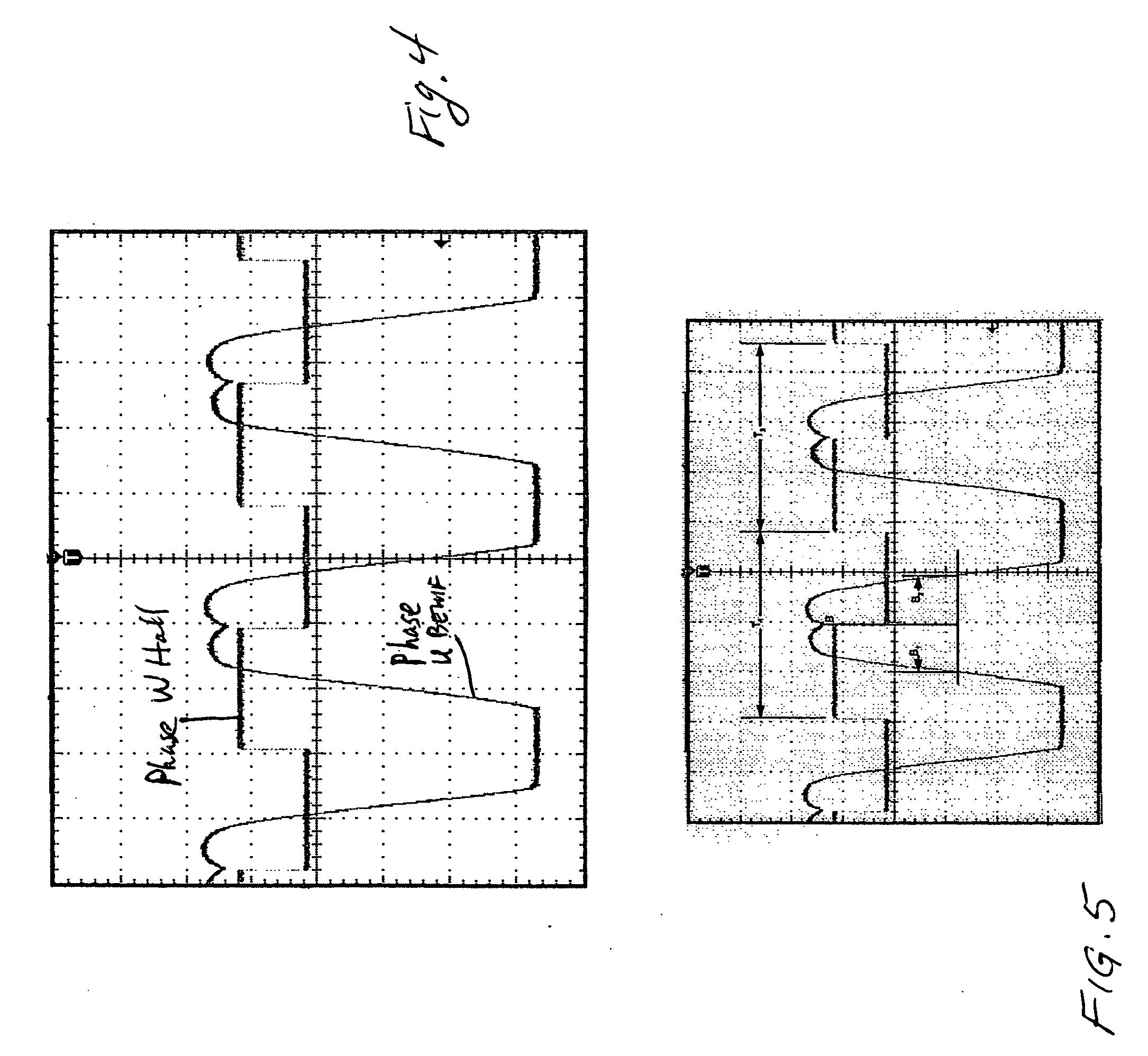 Patent Us20050275361 Hall Sensor Alignment For Bldc