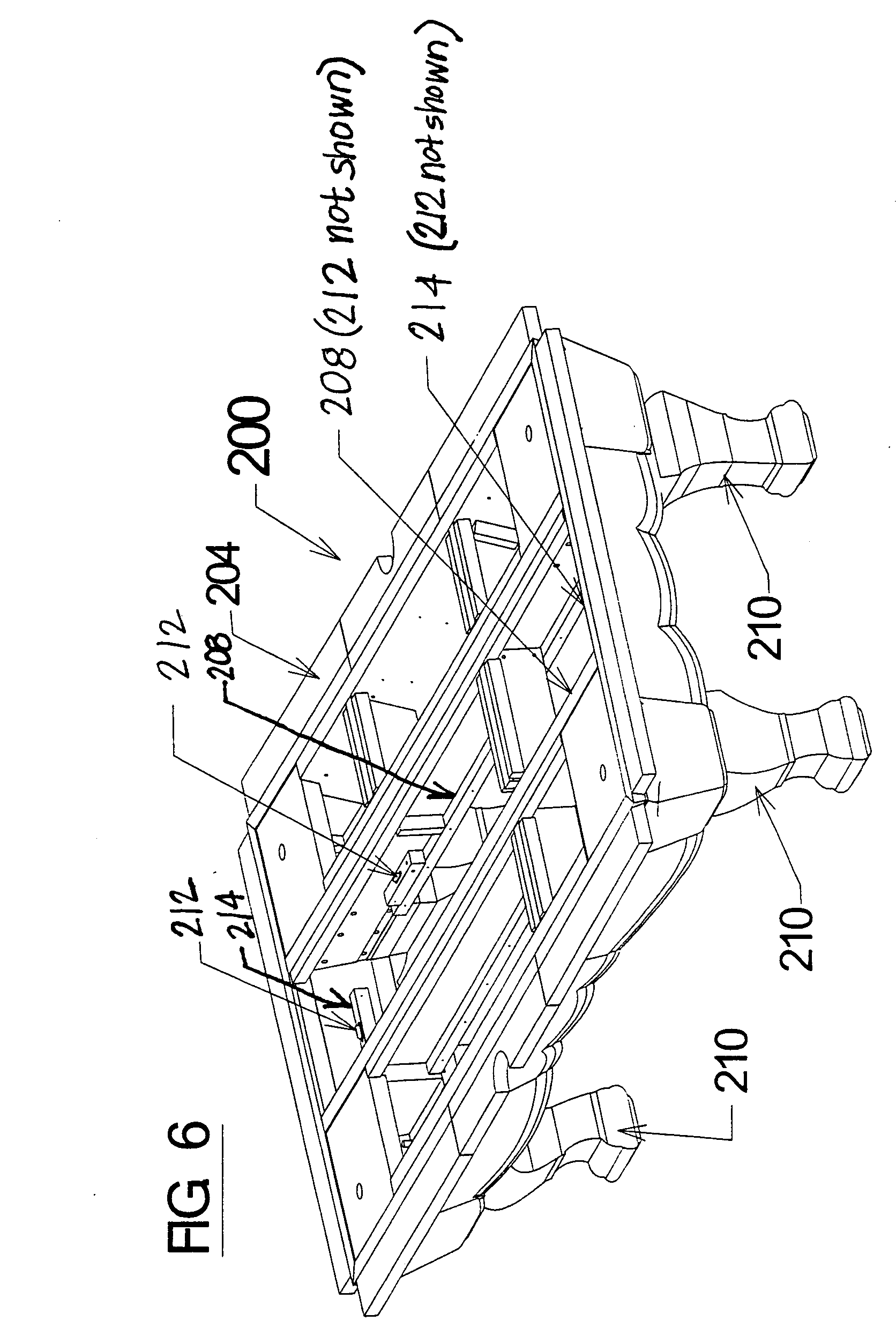 Patent Us20050282644 - Pool Table Improvements