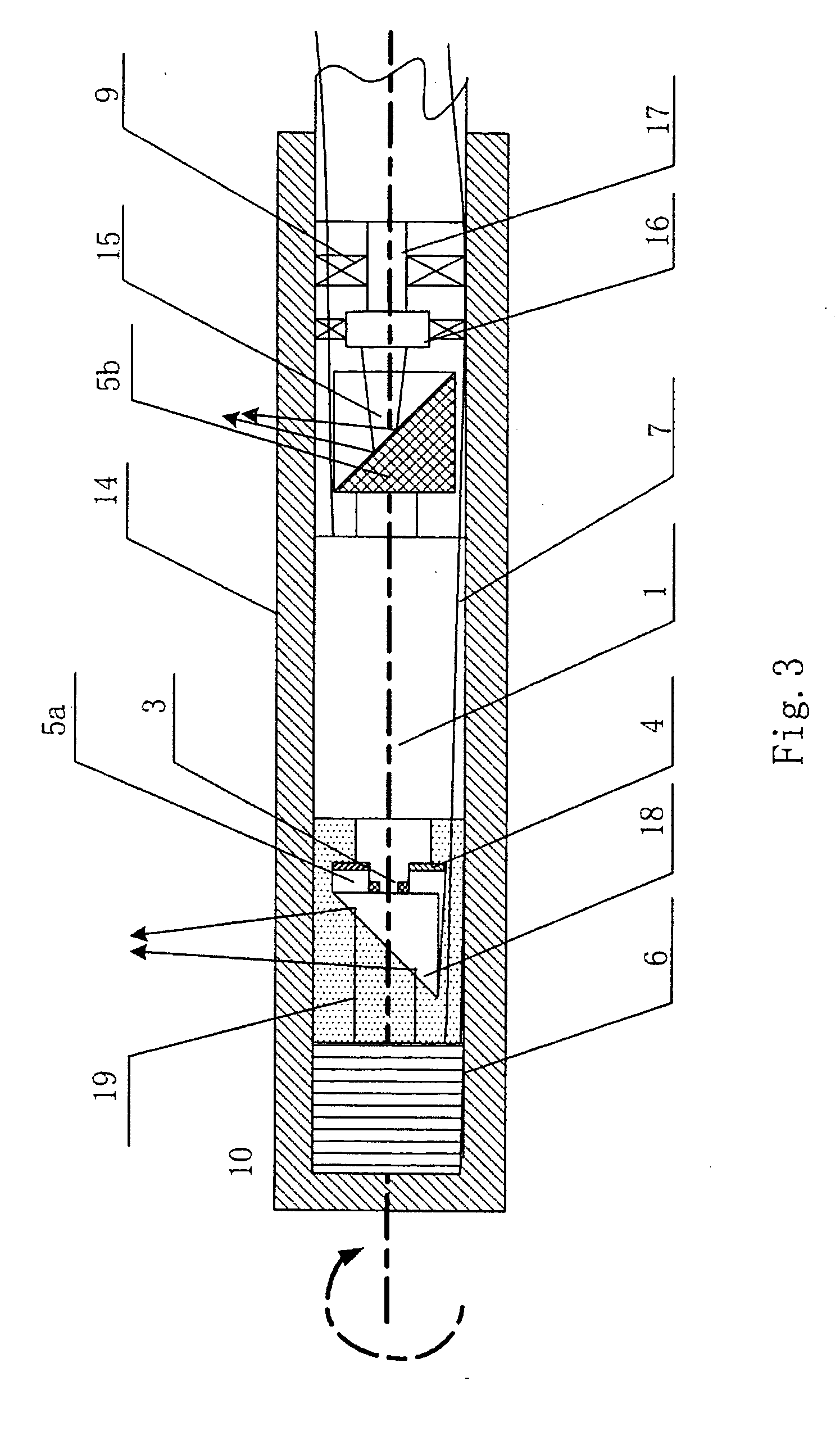 micro medical-ultrasonic endoscopic oct probe