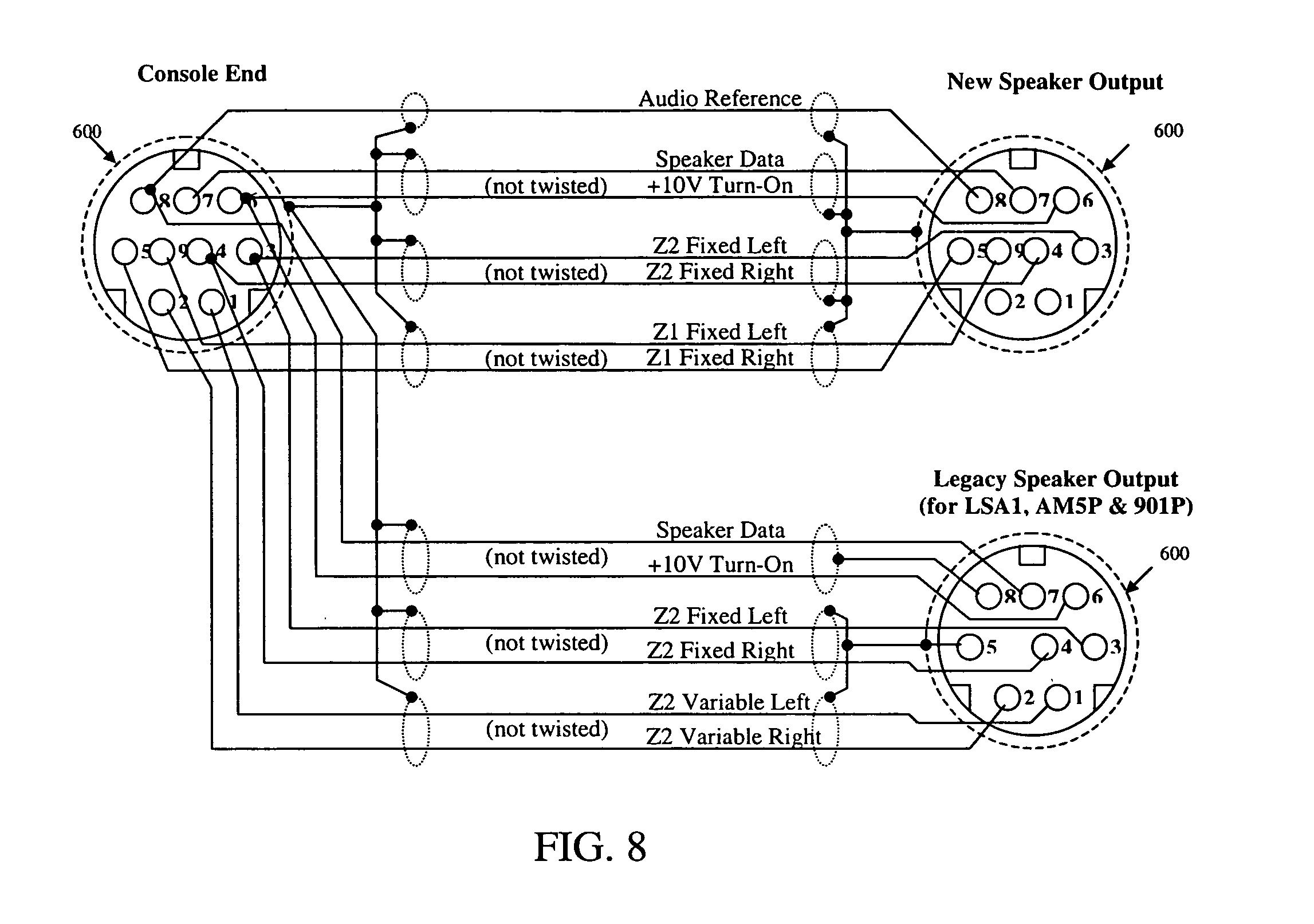 US20050289224A1 20051229 D00006 patent us20050289224 managing an audio network google patents bose link cable wiring diagram at gsmx.co