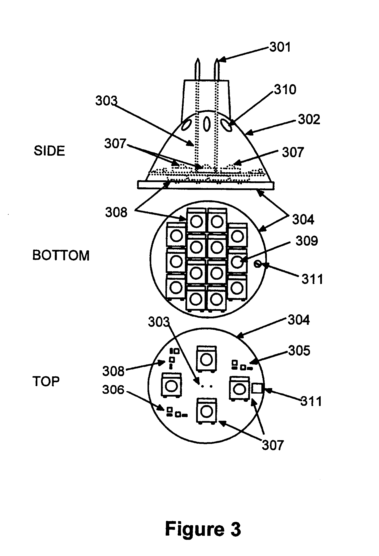 US7357525 additionally Schematic Symbol For Light Emitting Diode moreover Poster photo  180597700 likewise R5 3 1 also US20060012997. on led light emitting diode bulb lamp
