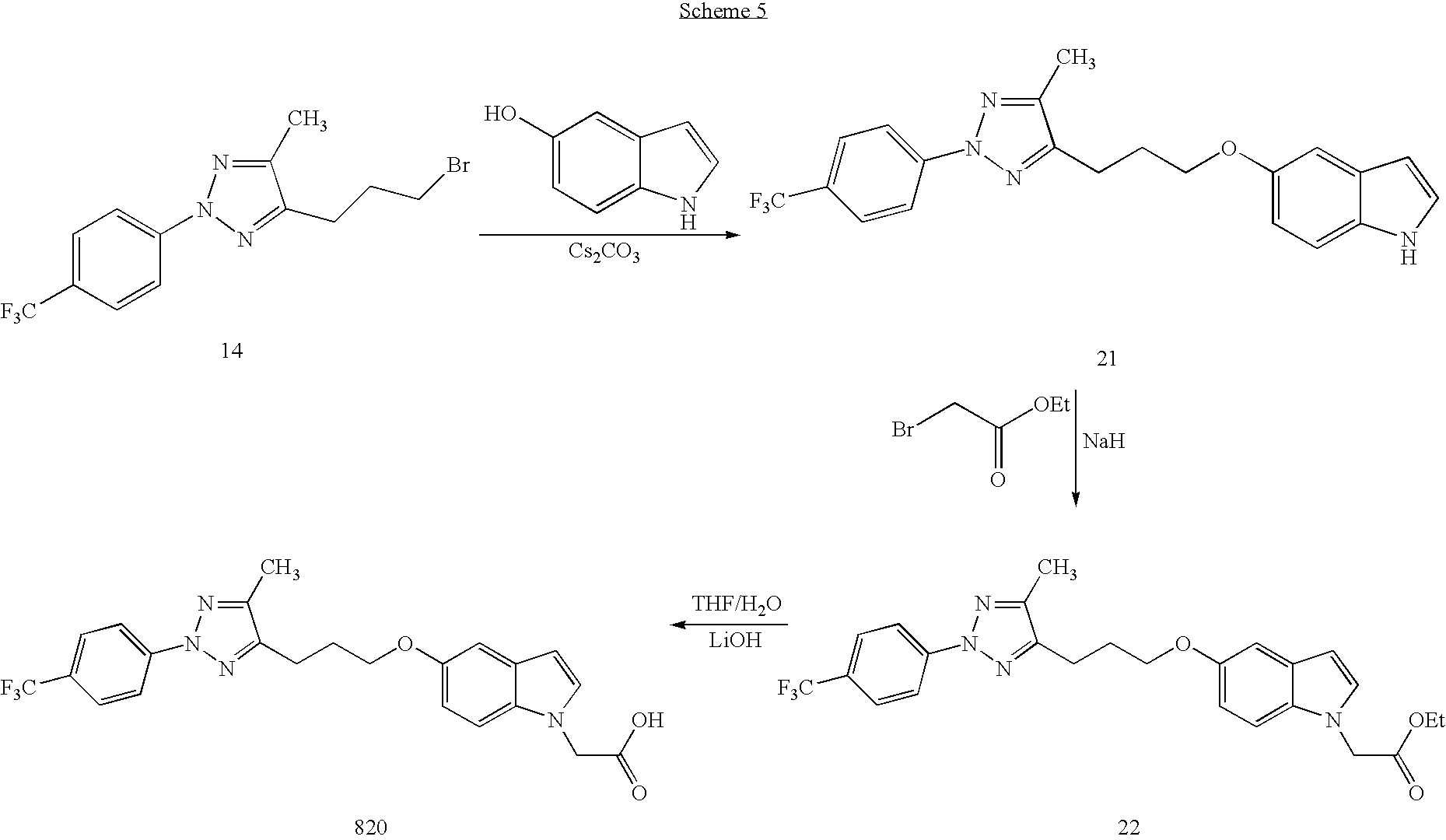 thesis on triazoles