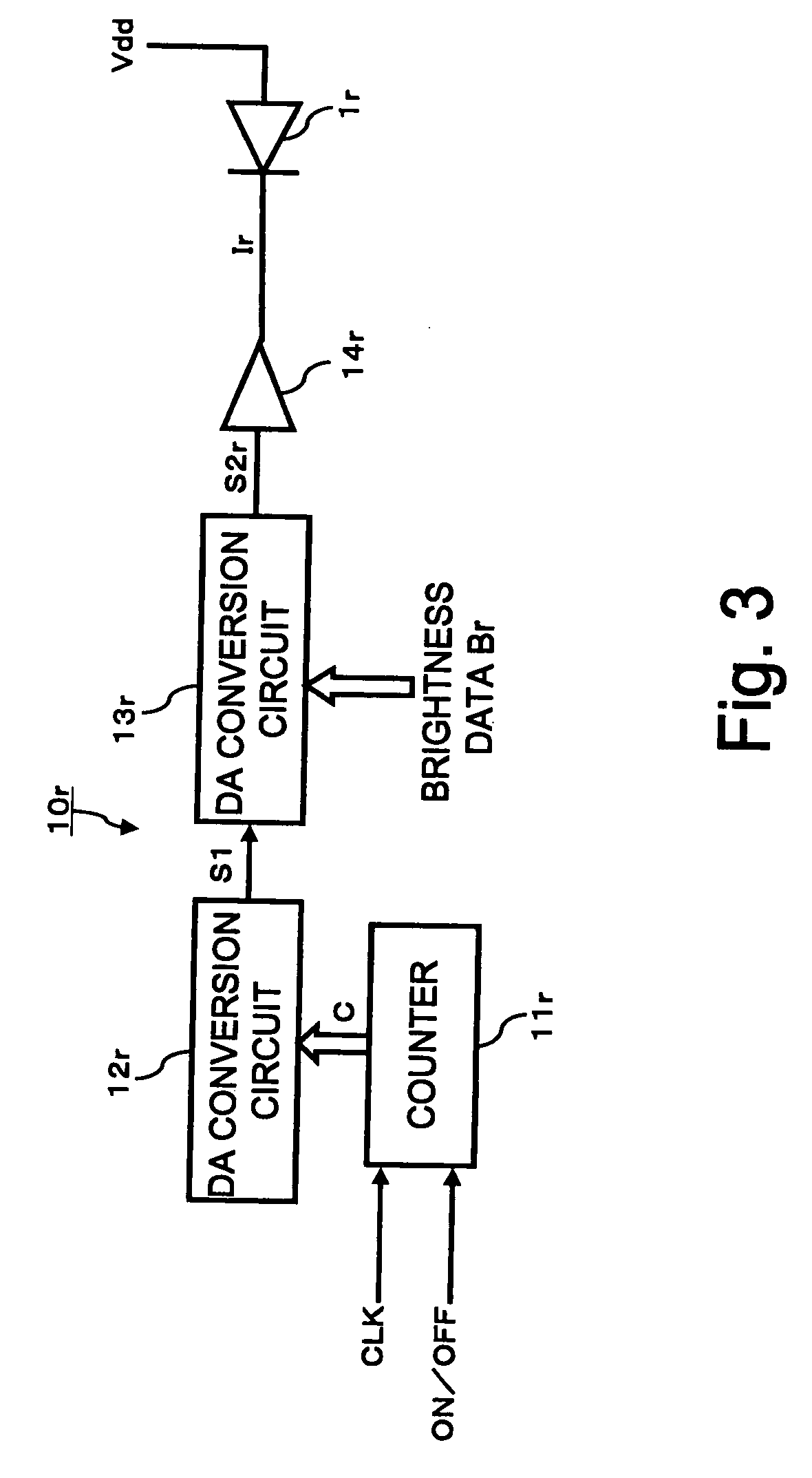Patent Us20060033443 Led Control Circuit Google Patents Additionally Rgb Diagram On Fade Drawing