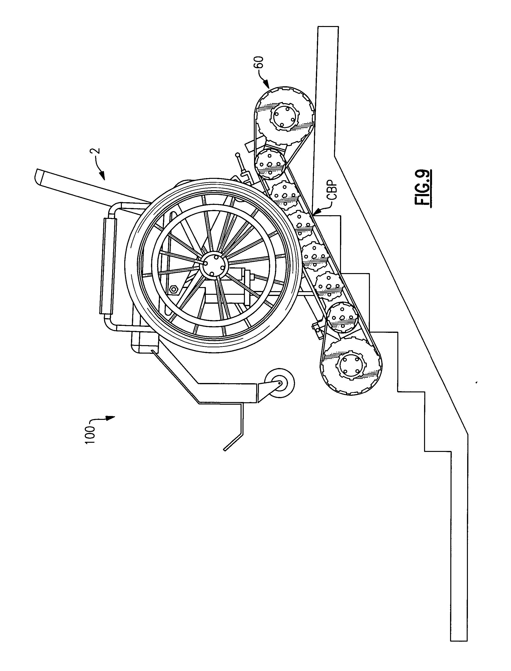 Patent US Stair climbing apparatus Google Patents