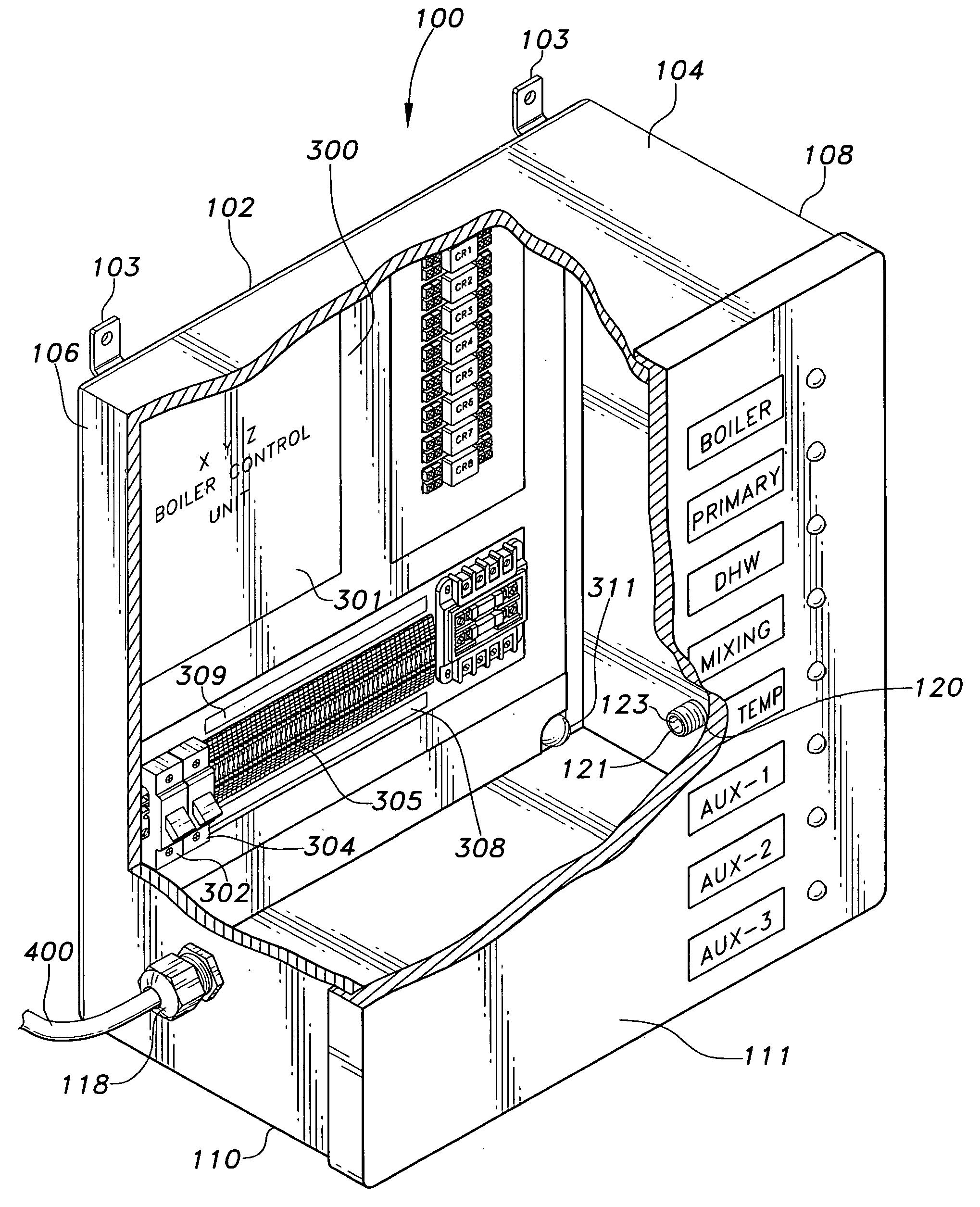 taco boiler zone controller wiring diagram taco zone valve taco zone