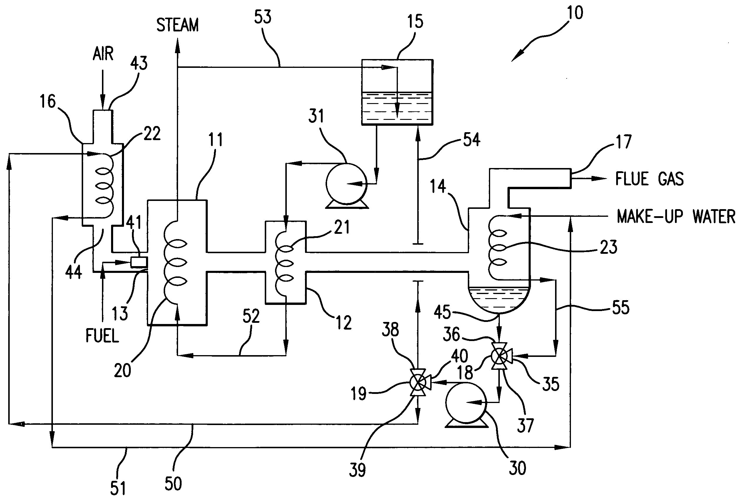Patent US Method and apparatus for enhanced heat