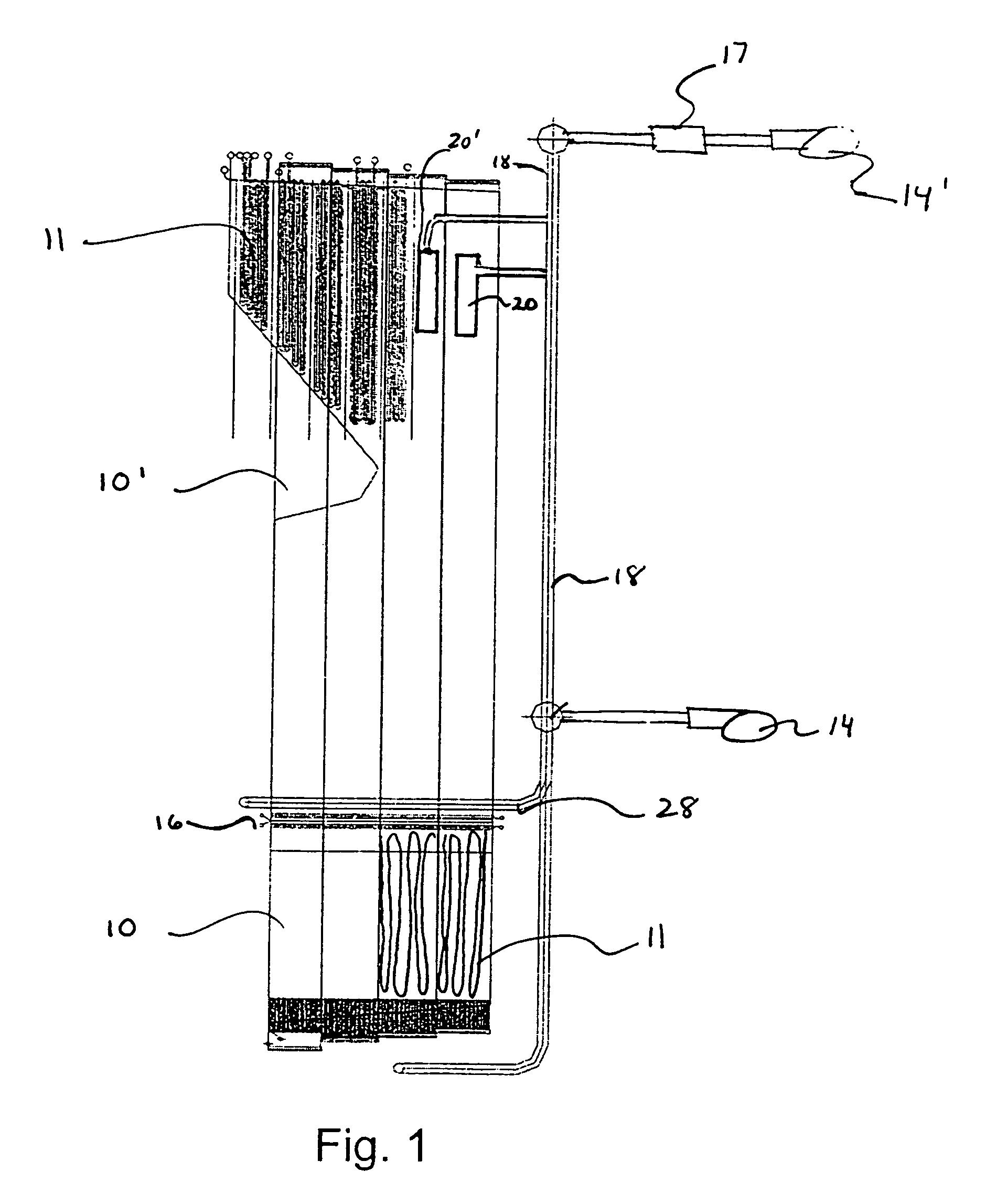 steam heat exchanger piping diagram
