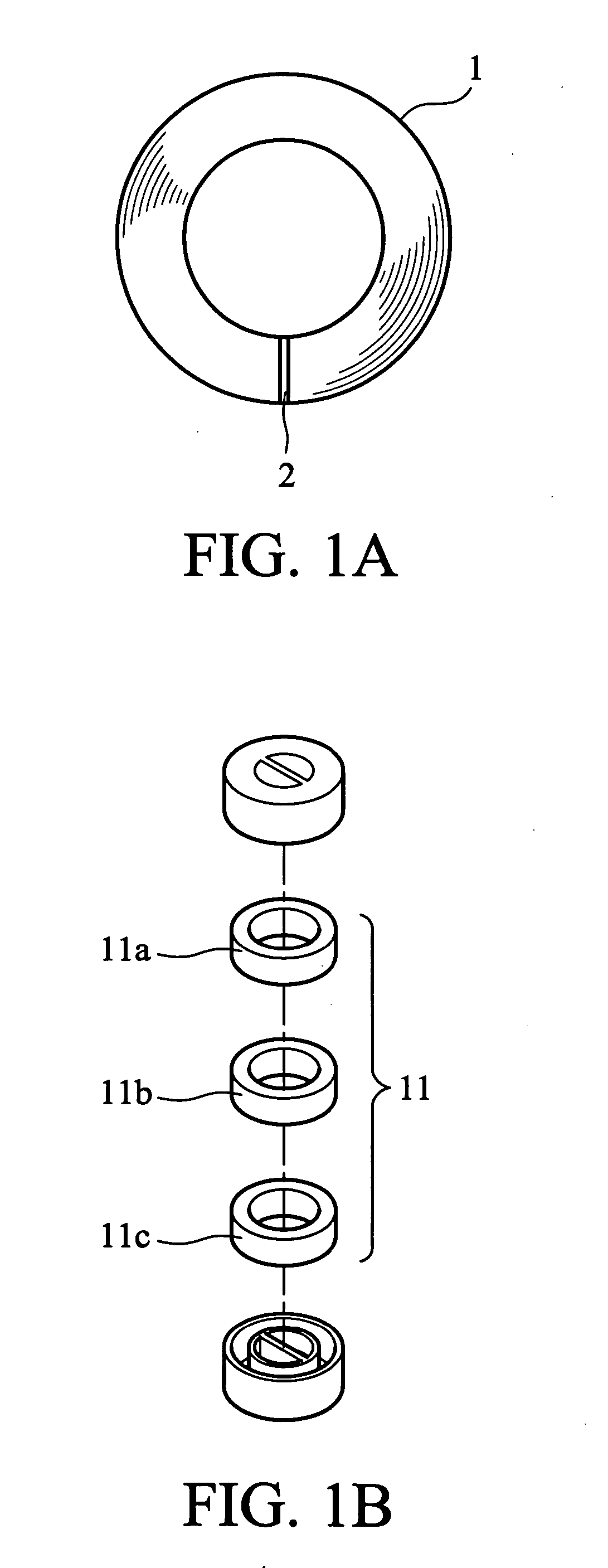 Brevet US20060125586 - Choke coil and embedded core thereof