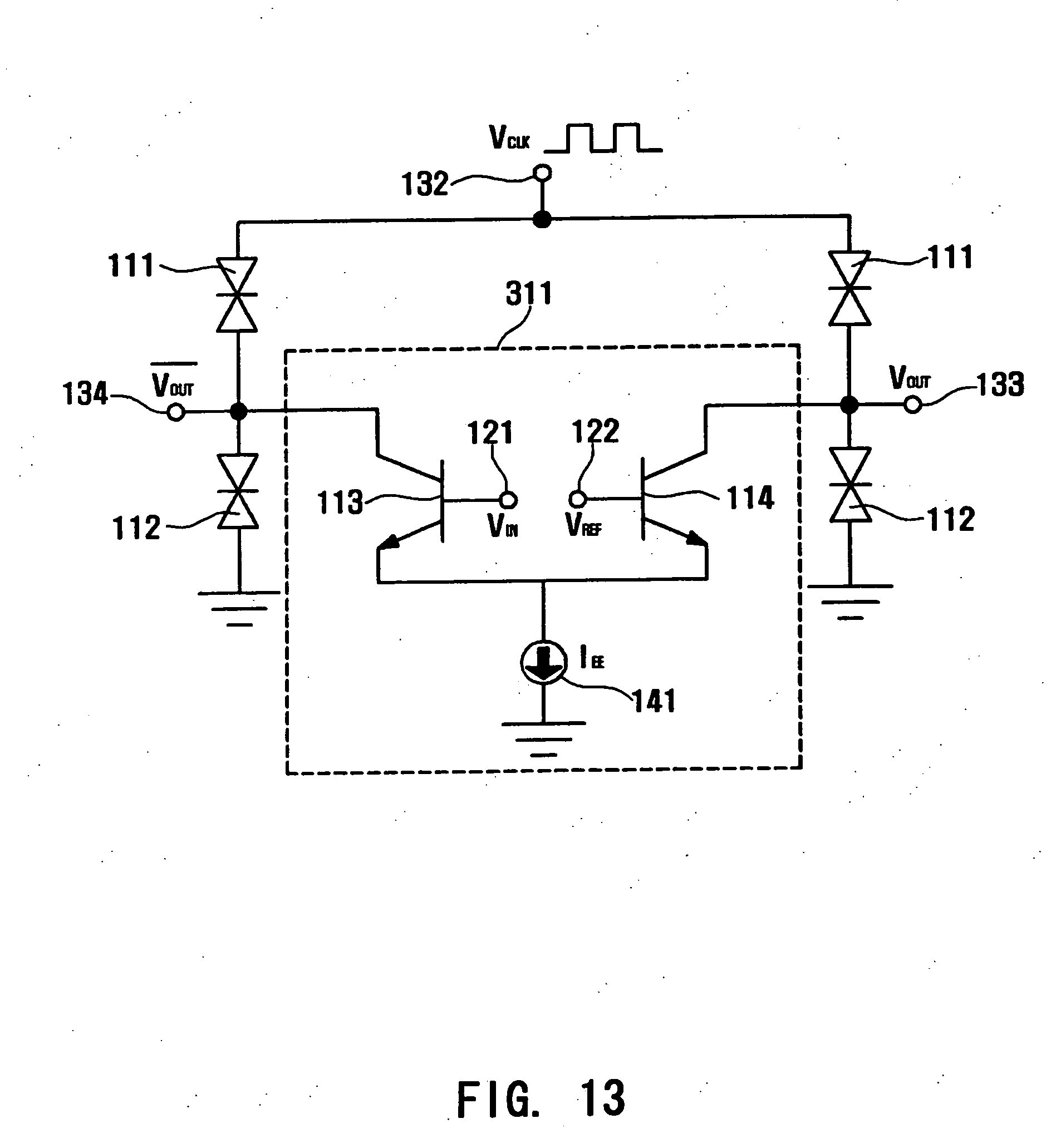 Patent Us20060132168 Tunneling Diode Logic Ic Using Cml Type Input This Is A Circuit For An And Gate Demands That Drawing
