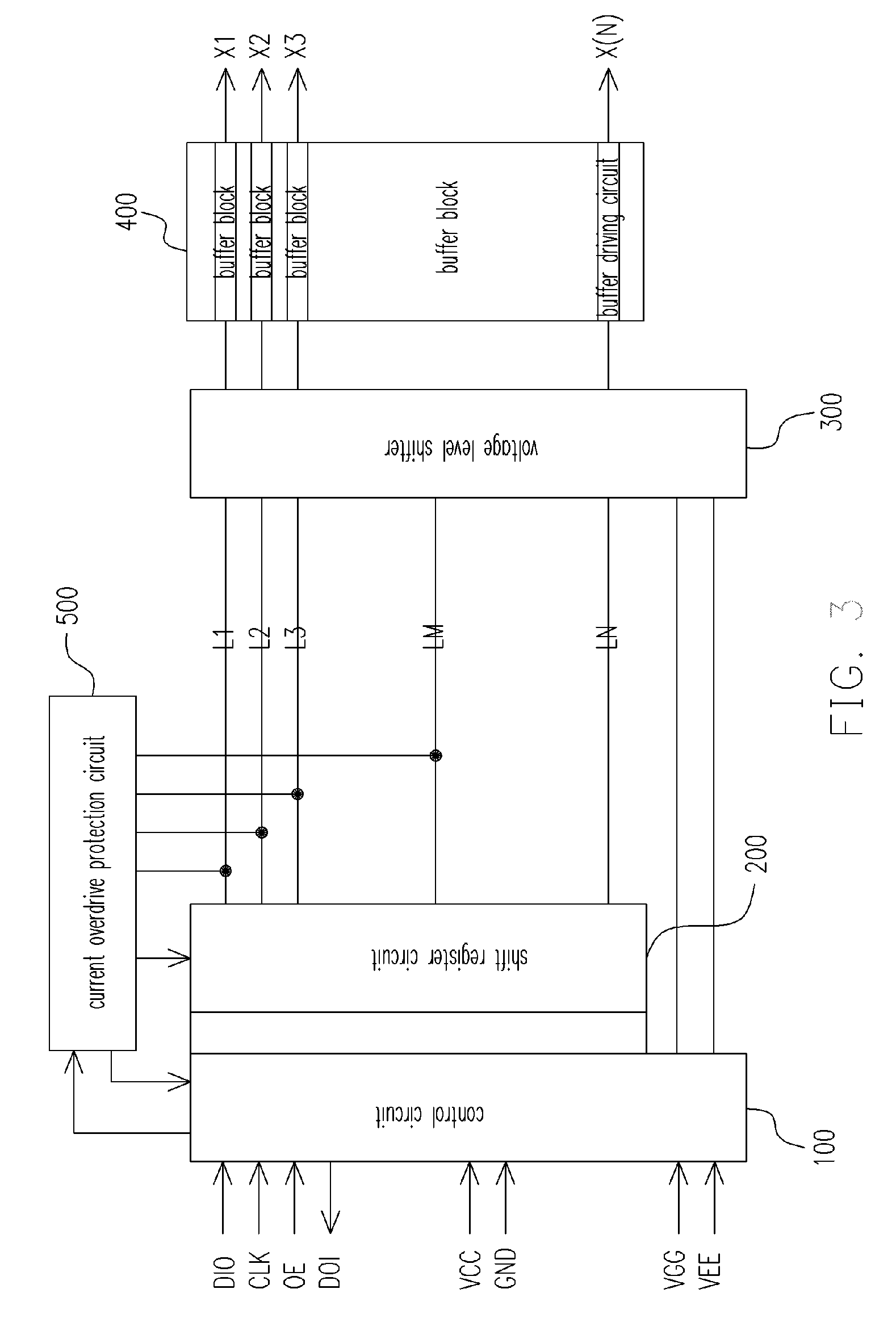 Brevet Us20060132475 Gate Driving Device With Current Overdrive Buffer Circuit Schematic Diagram Patent Drawing