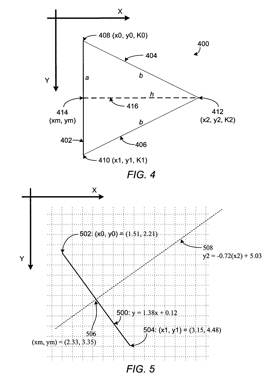 3d Line Drawing Algorithm : Patent us d line rendering using