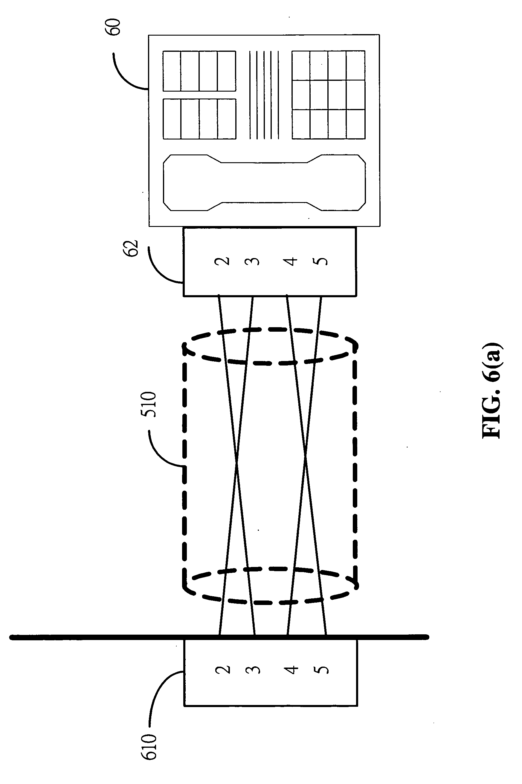 patent us20060140178 - method for connecting routing device in existing wiring