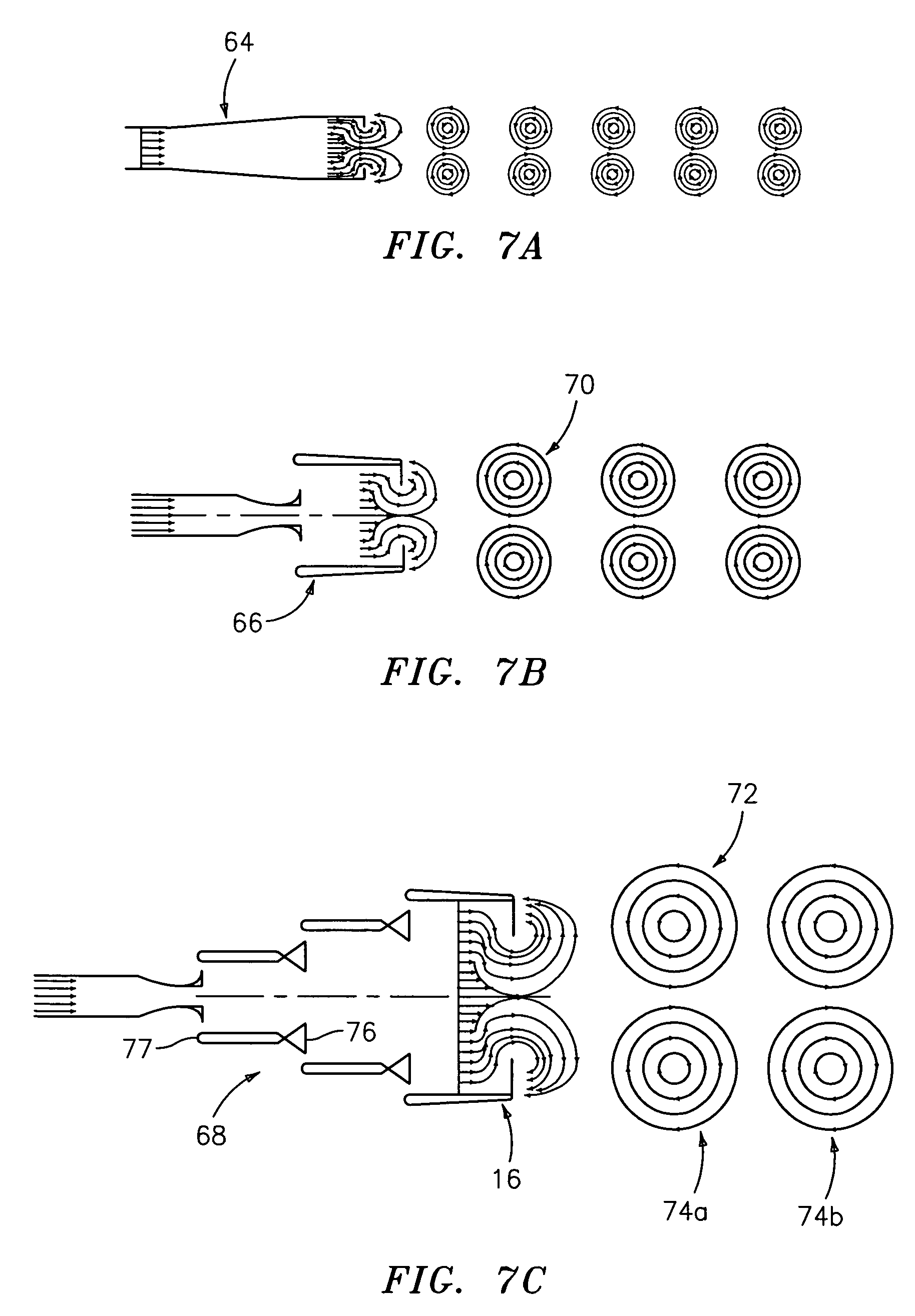 patent us20060151633 fluid nozzle system using self propelling patent drawing