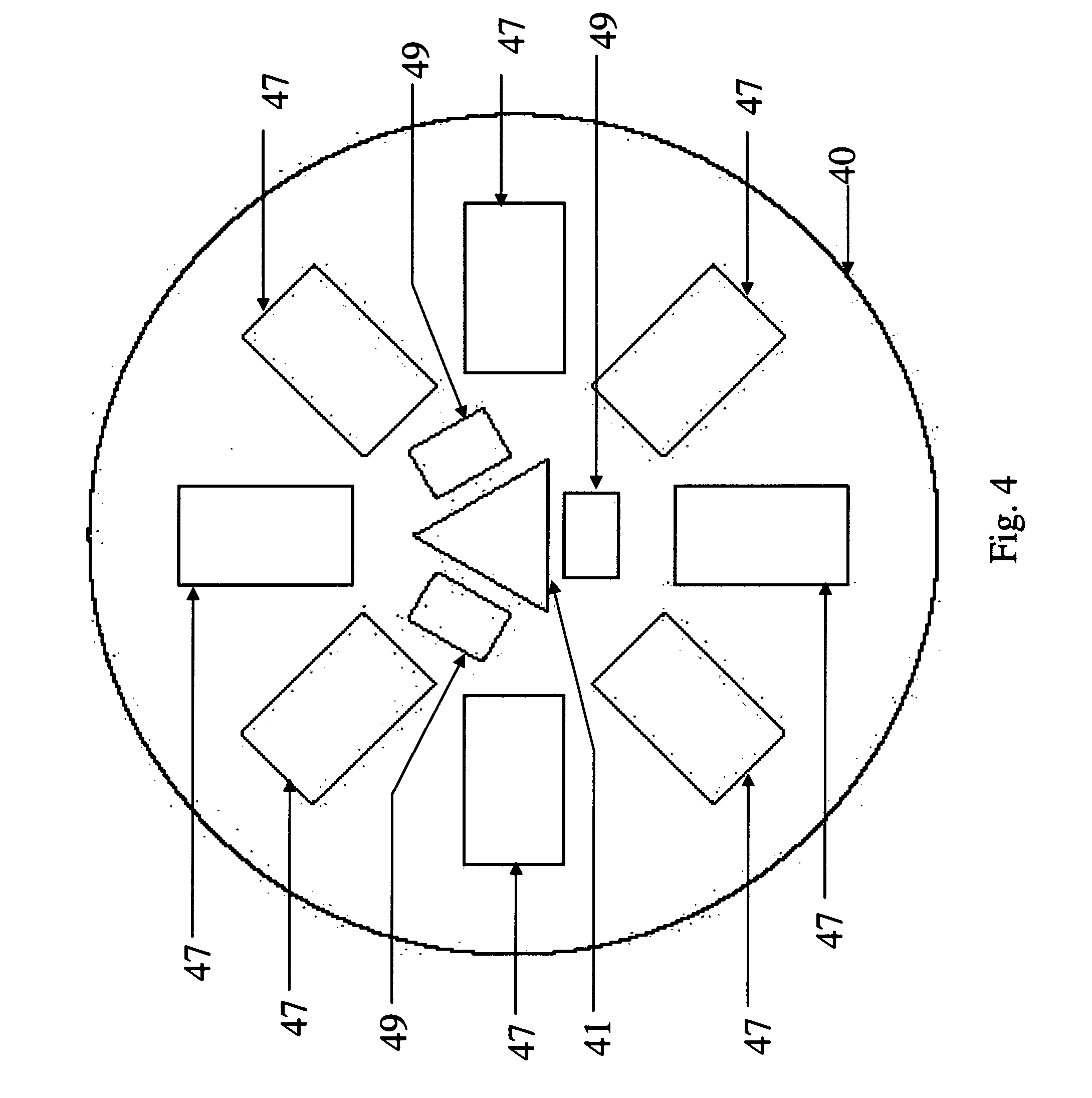 patent us20060164820 - radial circuit board  system  and methods
