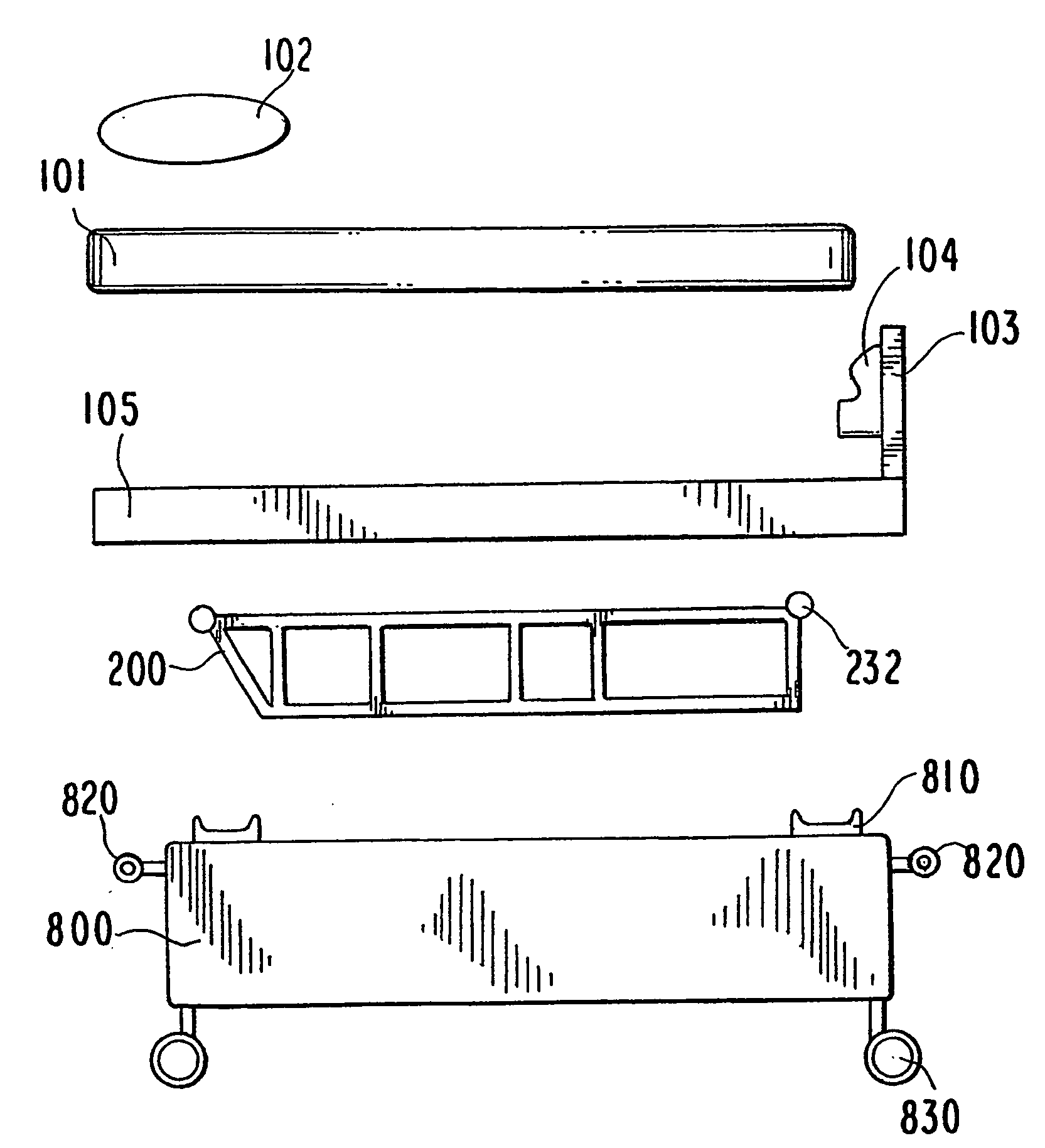 Patent Us20060185083 Reciprocating Movement Platform For The Fuse Box Diagram 2006 Mercedes Benz S43 Drawing