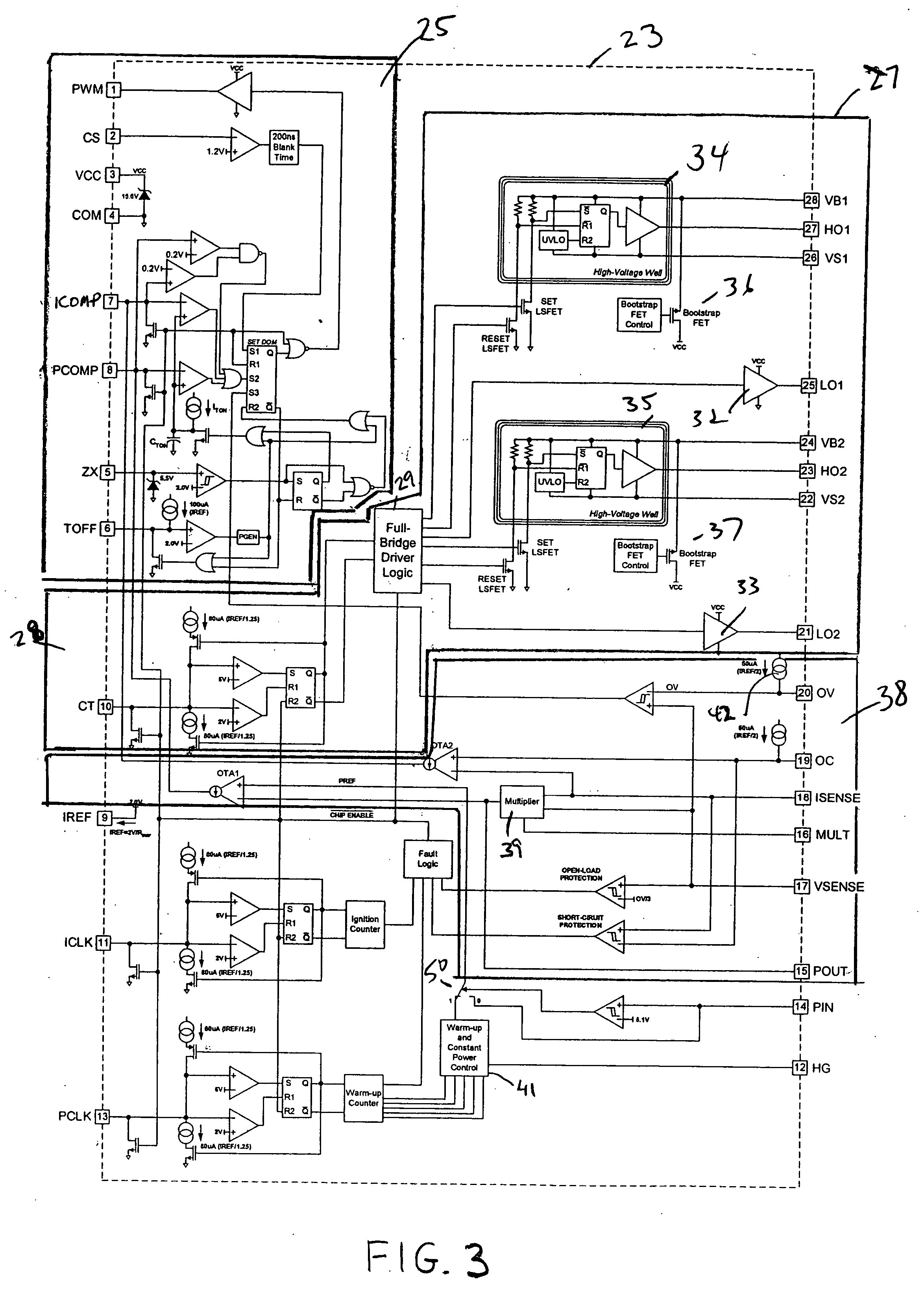 Patent Us20060197470 Automotive High Intensity Discharge Lamp Wiring Diagram Together With Fm Radio Receiver Circuit On Drawing