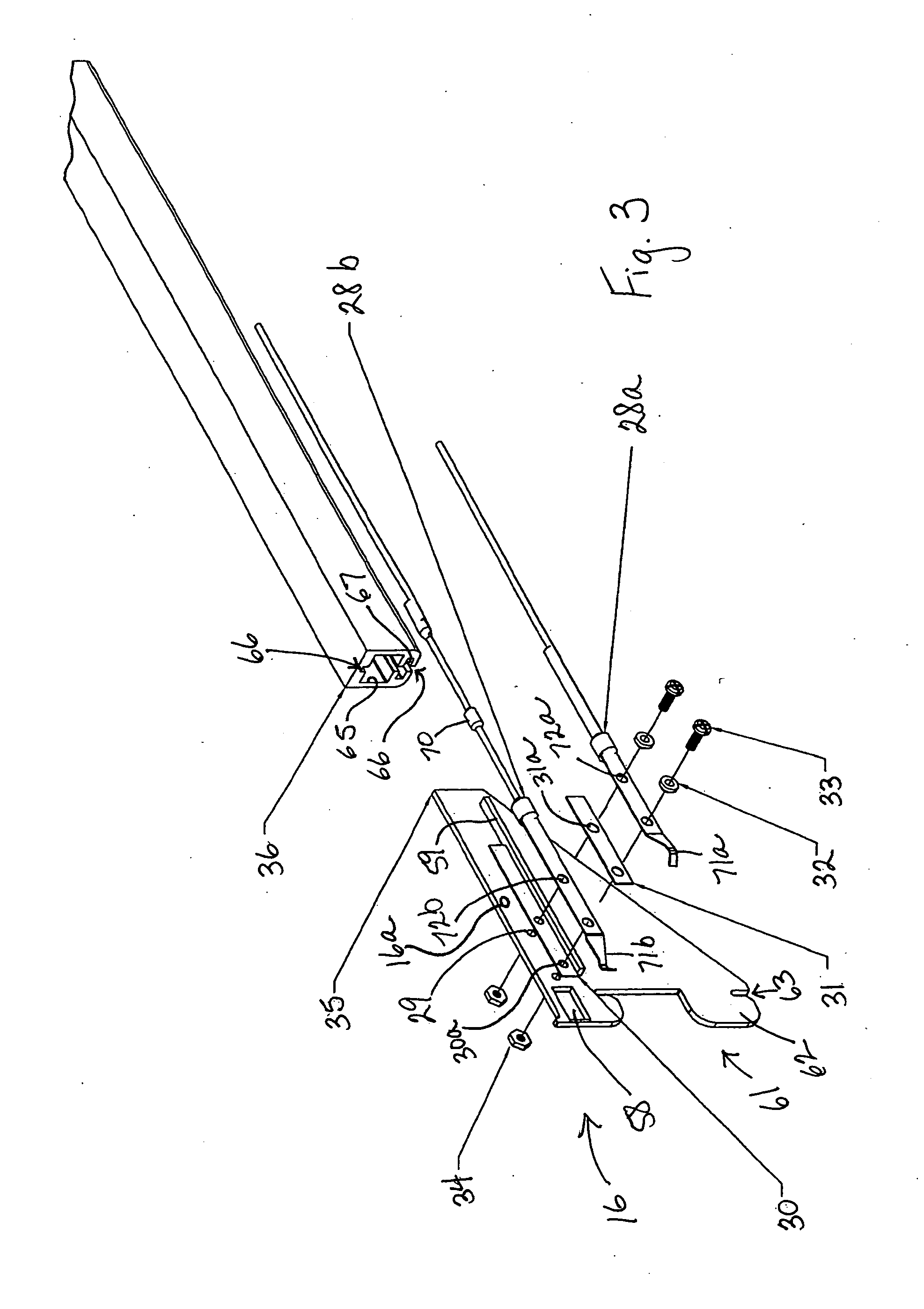 Patent Us20060209537 Display Assembly With Low Voltage Powered Ka24e Engine Diagram Drawing